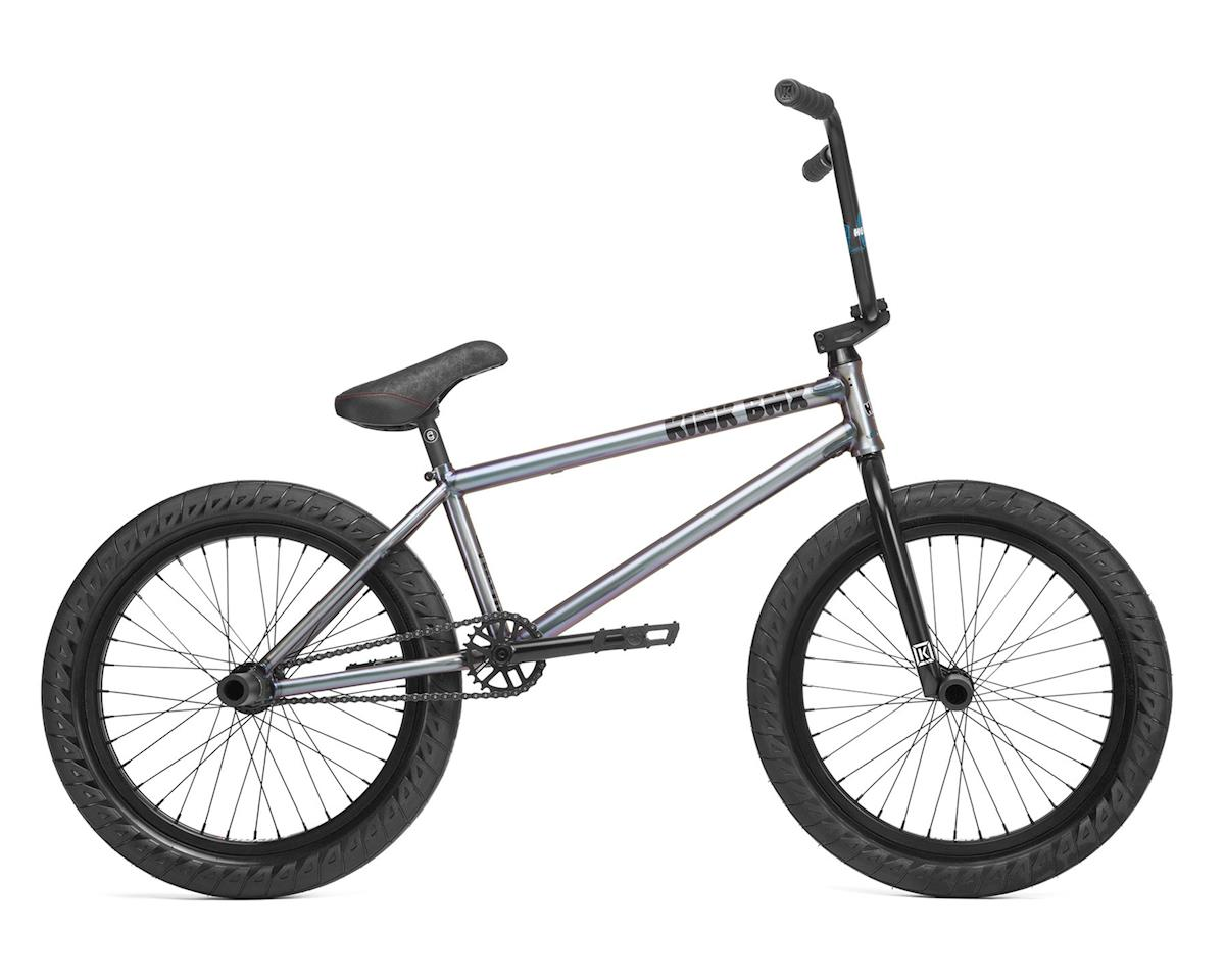 "Kink 2020 Williams BMX Bike (21"" Toptube) (Gloss Raw Tint)"