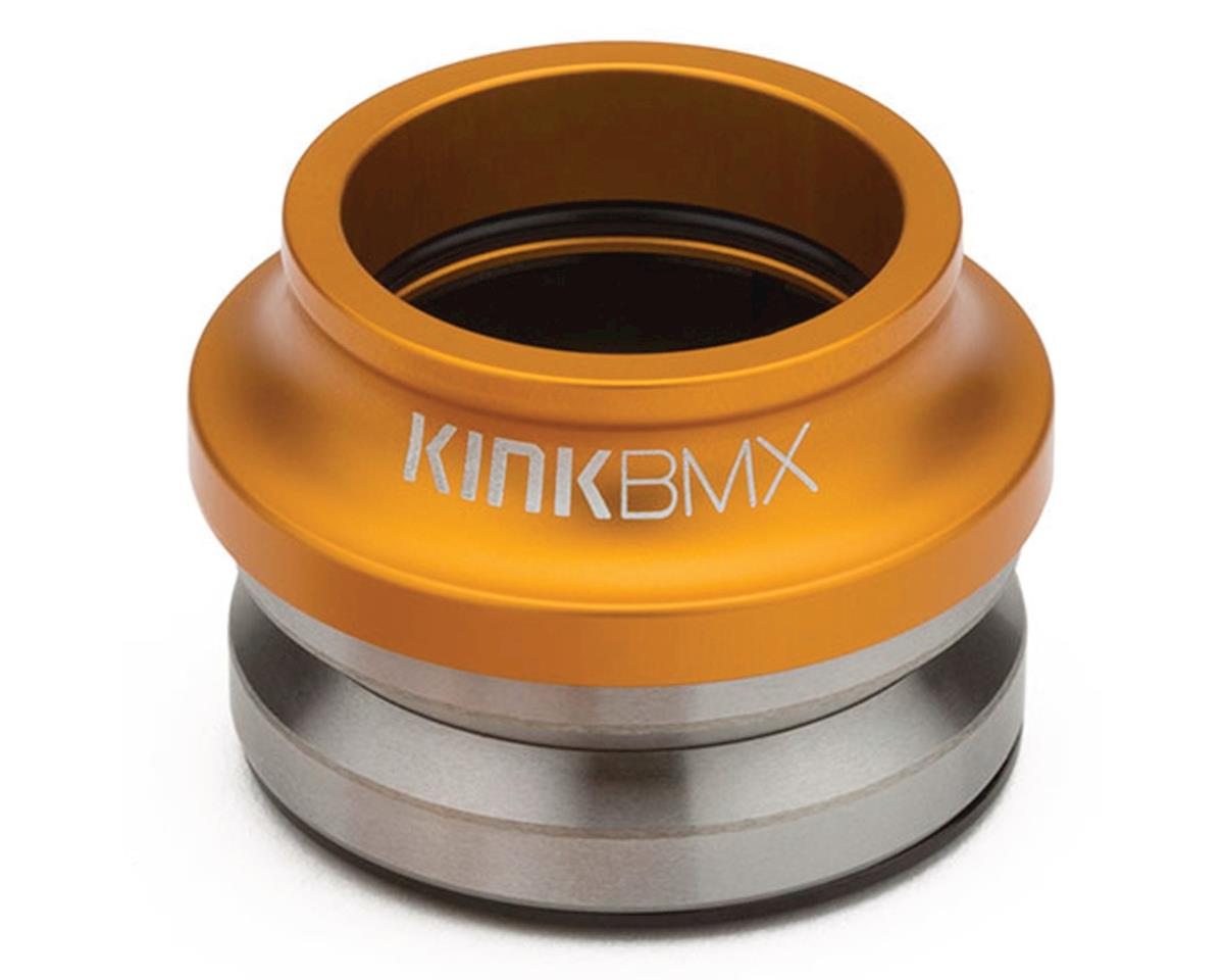 "Kink Integrated II Headset (Matte Burnt Orange) (1-1/8"")"