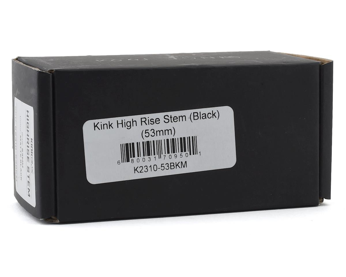 Image 4 for Kink High Rise Stem (Black) (53mm)