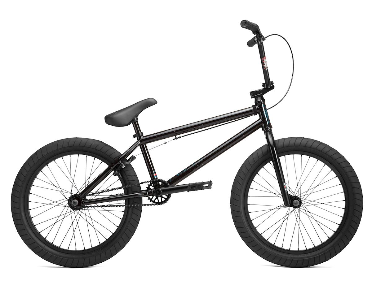 "Kink Launch 20.25"" BMX Bike (Gloss Black Holo Confetti)"