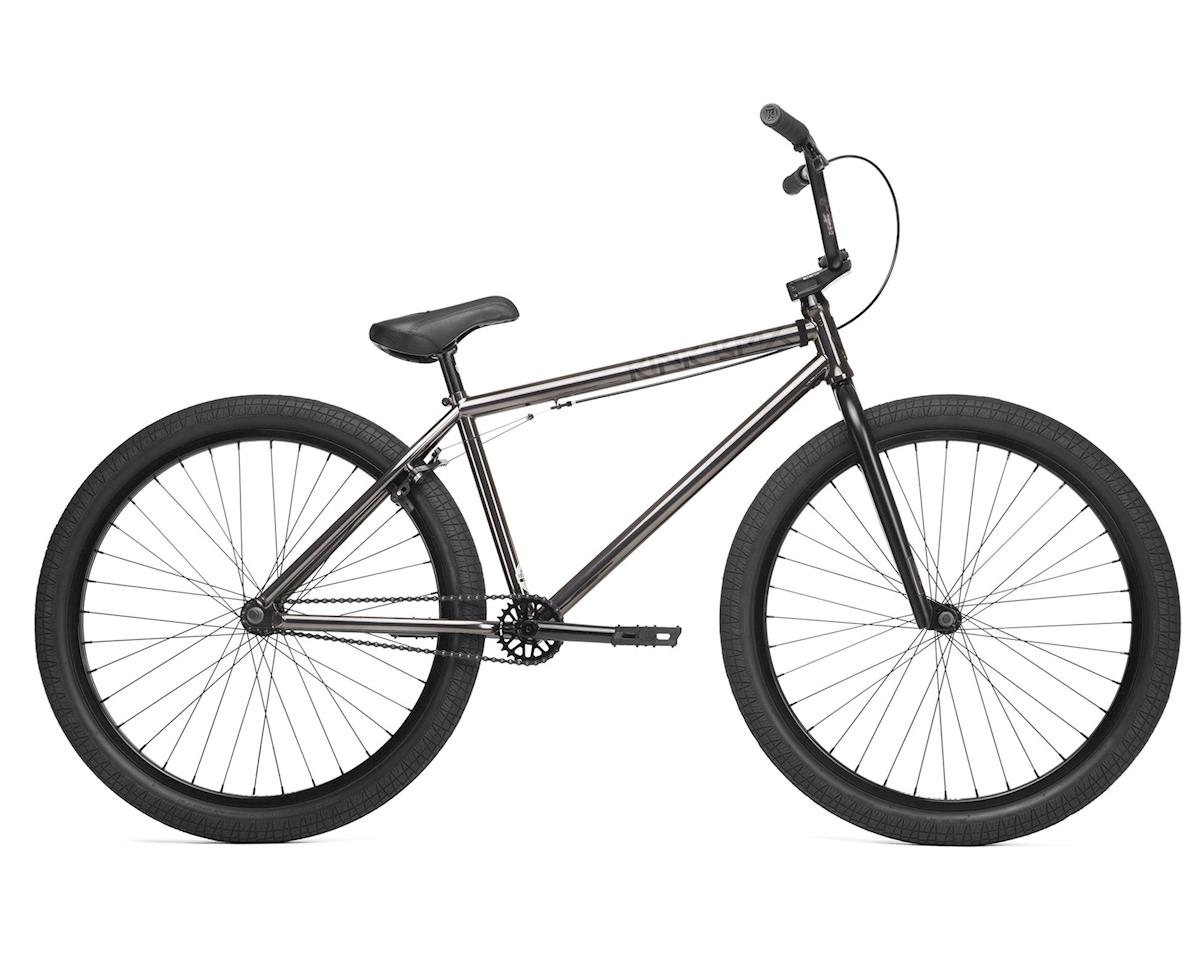 "Kink 2020 Drifter 26"" BMX Bike (22.25"" Toptube) (Gloss Black Chrome)"