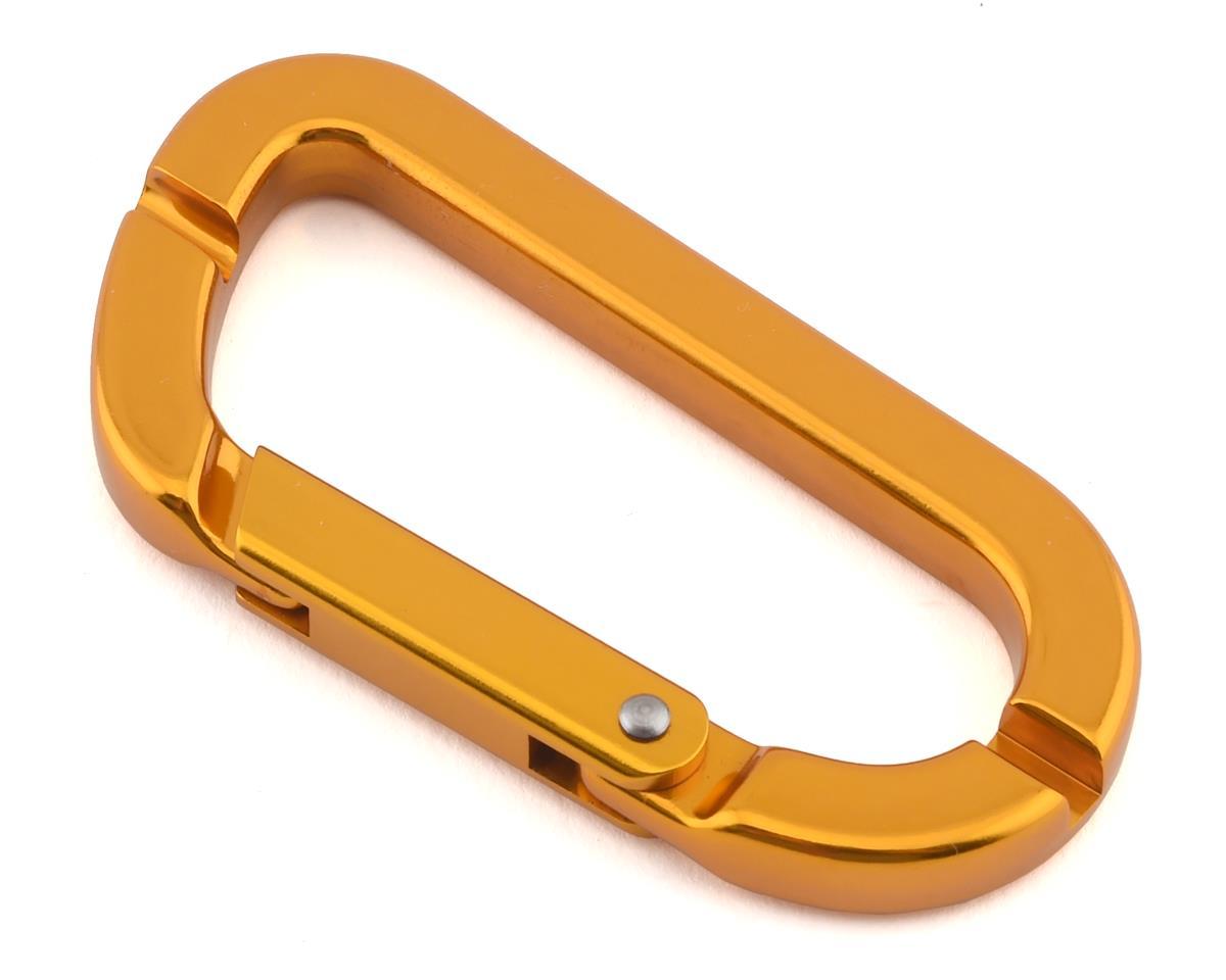 Image 1 for Kink Carabiner Spoke Wrench (Gold)