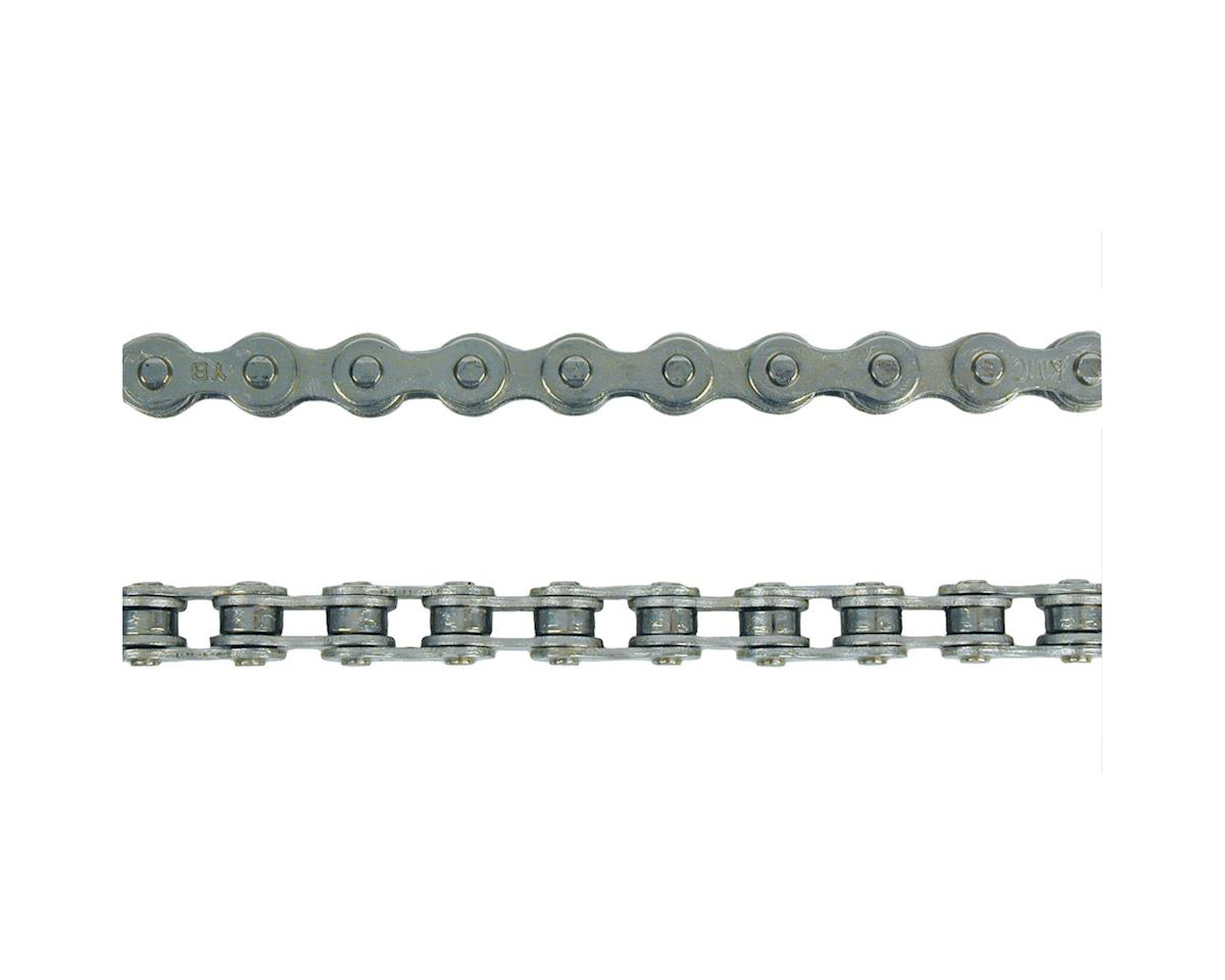 "KMC 410H-NP 1-Speed Chain (Silver) (1/8"" 98 Links)"