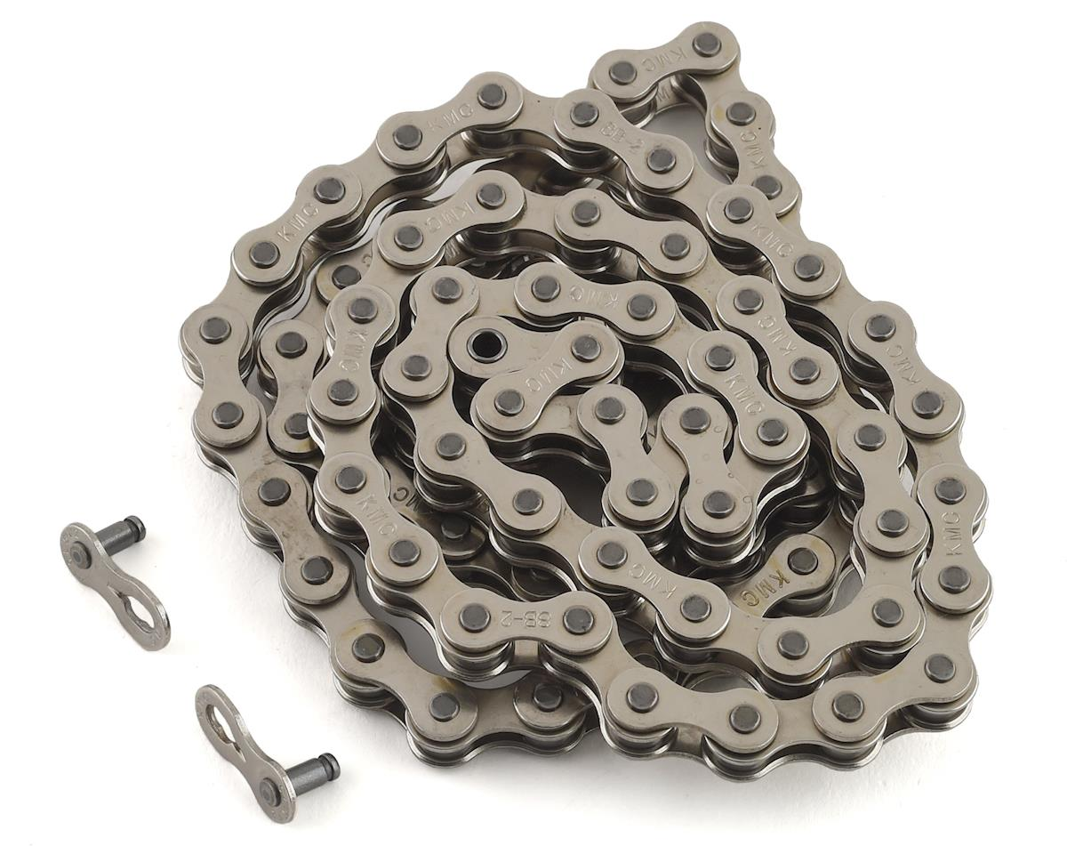 "KMC B1H Heavy-duty 1-Speed Wide Chain (Silver) (1/8"" 98 Links)"