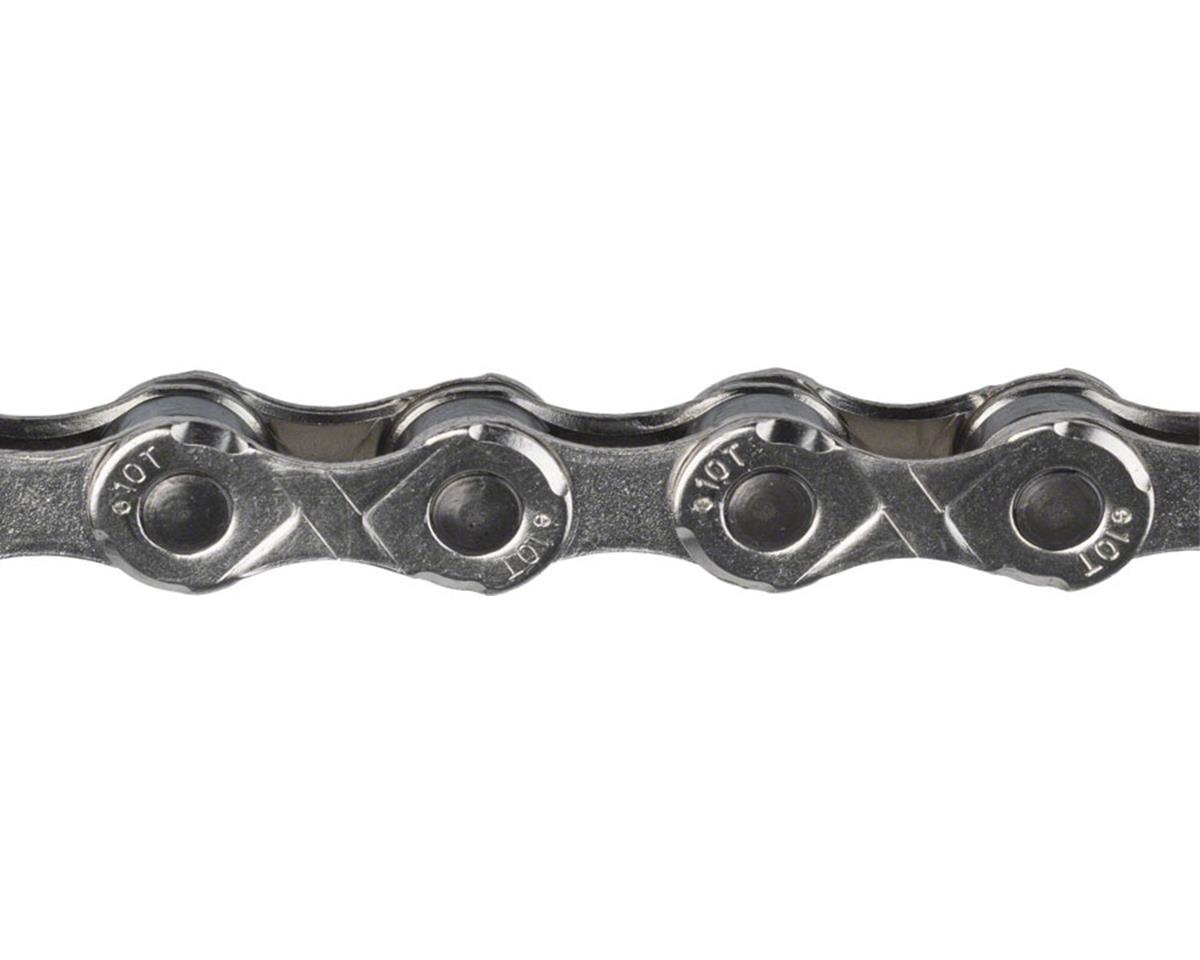 KMC X10e Sport E-Bike Chain - 10-Speed, 136 Links, Silver