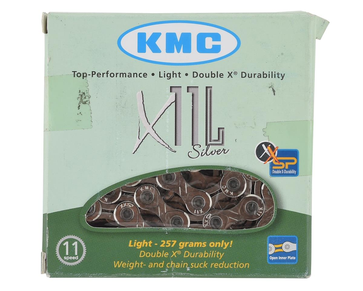 KMC X11L Chain (11-Speed) (116 Links) (Silver)