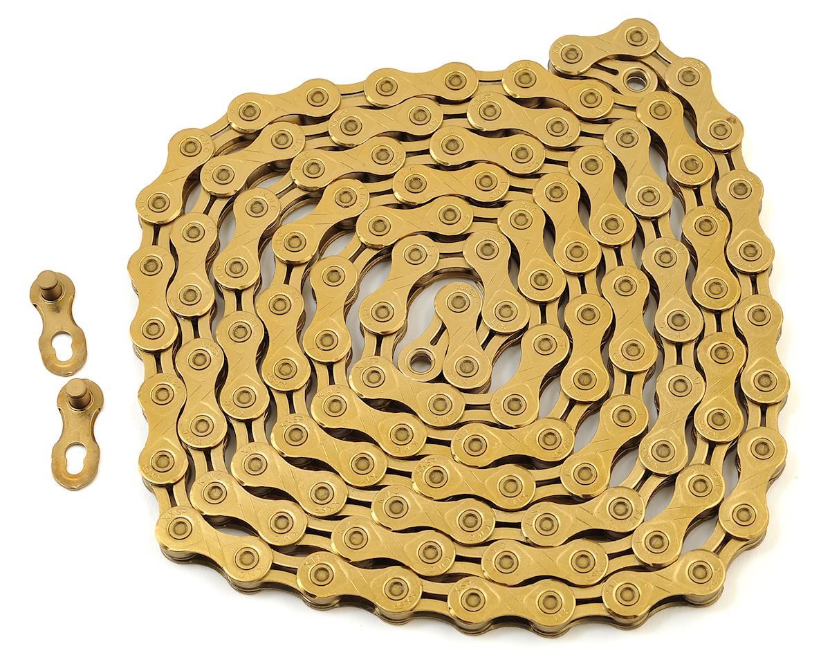 KMC X11L Chain (11-Speed) (116 Links) (Ti Nitride) (Gold)