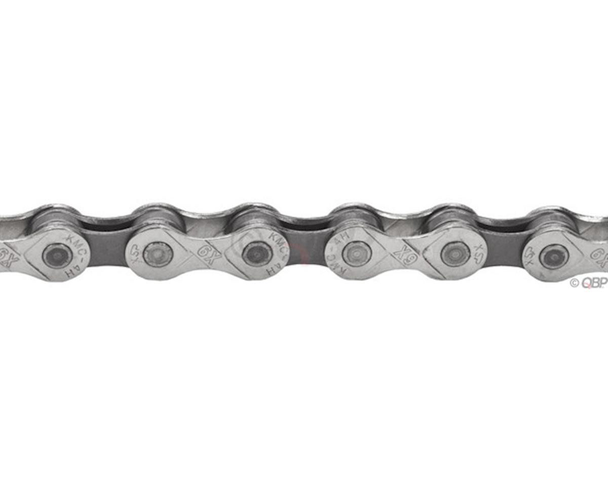 X9.93 Chain: 9 Speed 116 Links Silver/Gray