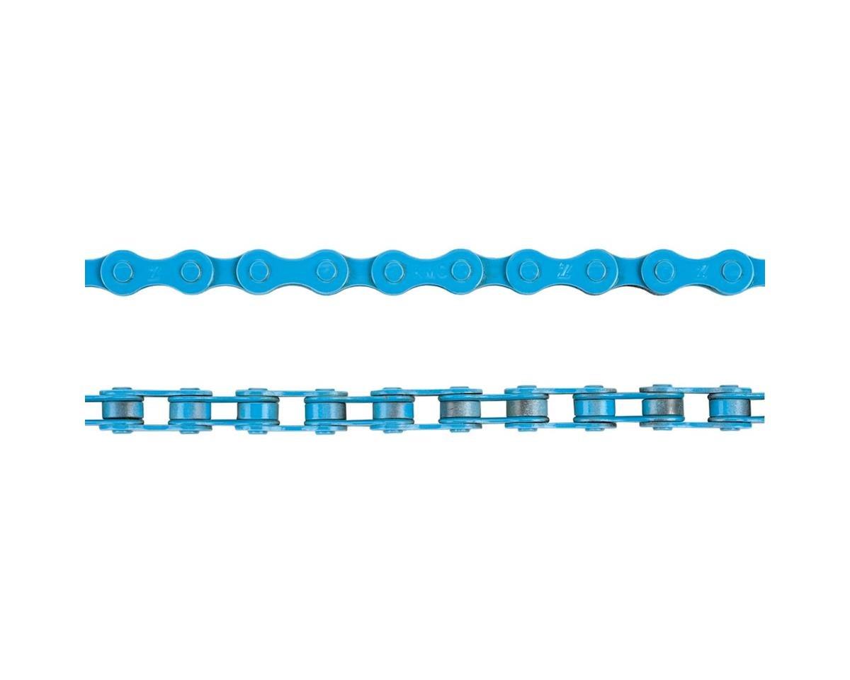 "KMC Z410 Chain (Blue) (112 Links) (1/8"")"