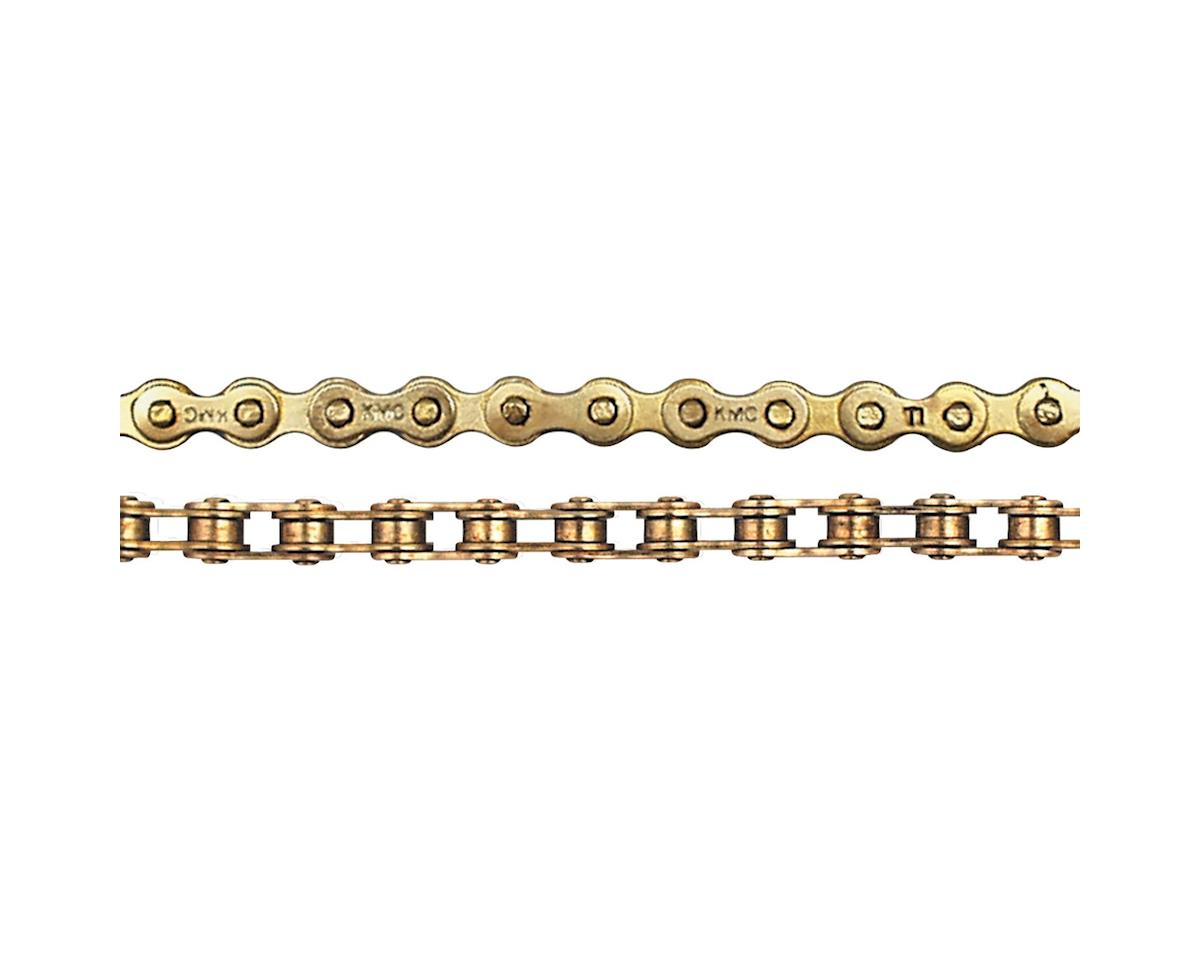 "KMC Z410 Chain (Gold) (112 Links) (1/8"")"
