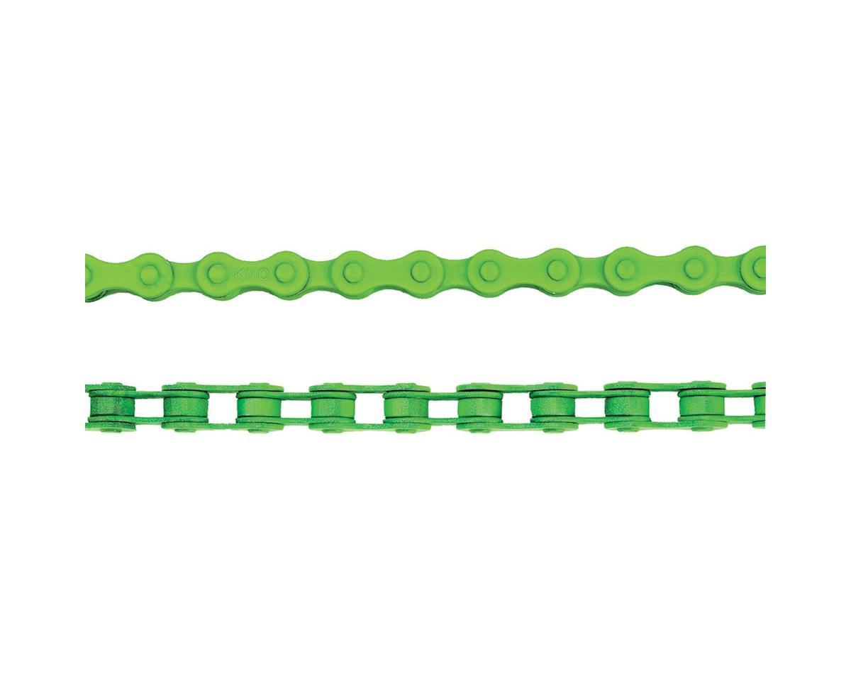 "KMC Z410 Chain (Green) (112 Links) (1/8"")"