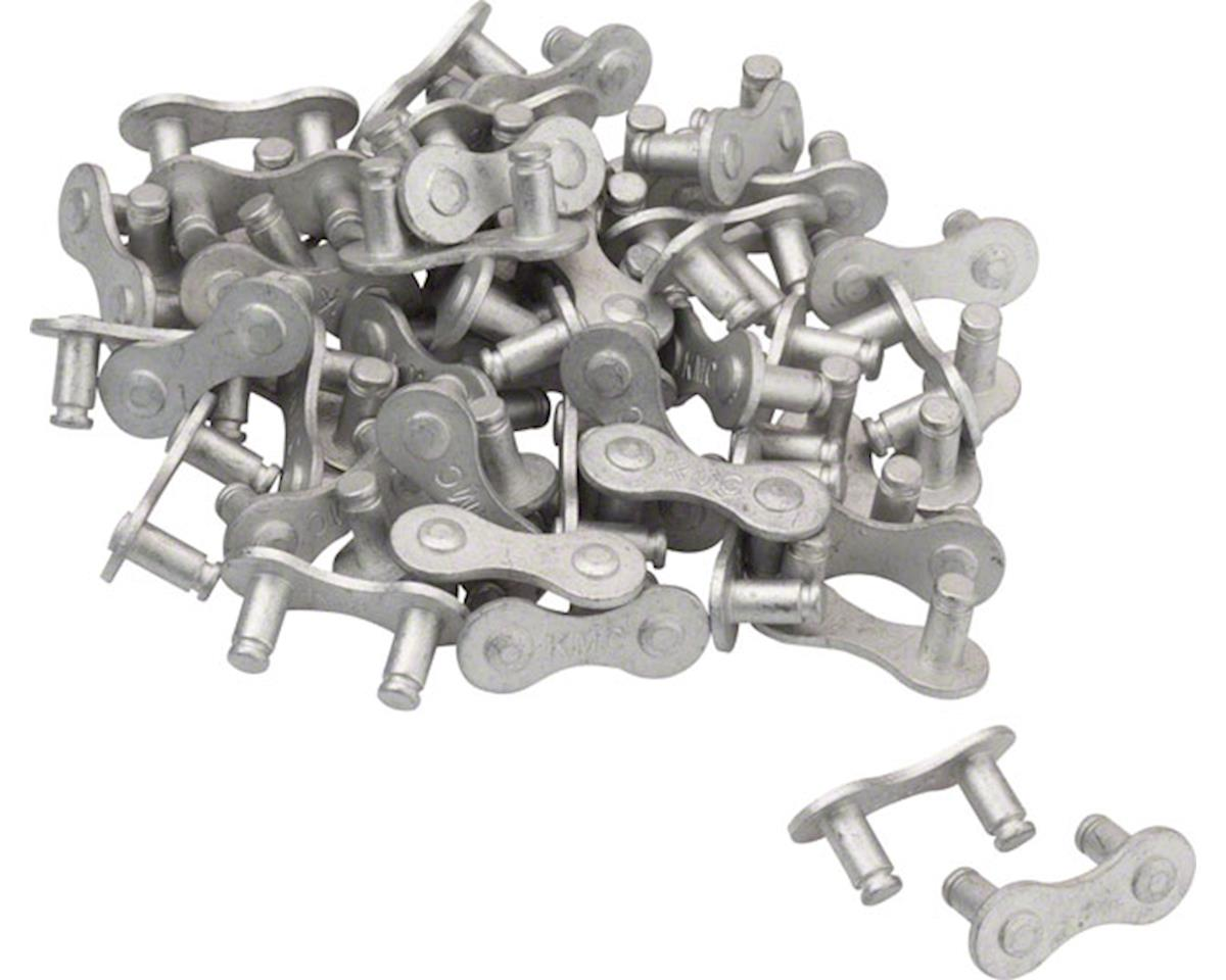 KMC Z610HX RustBuster Master Link: 3/32, Silver, Bulk Box of 100