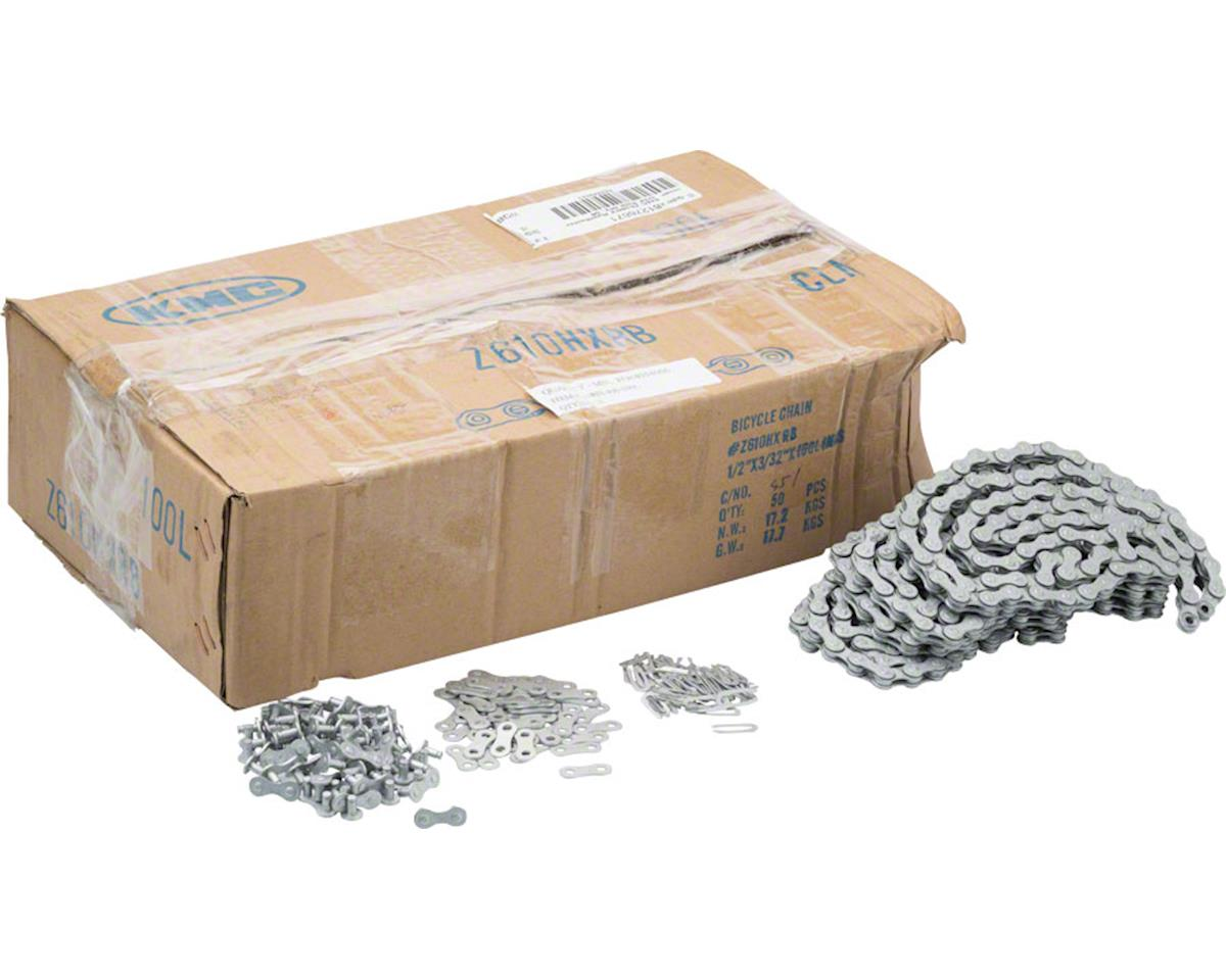 Z610HX RustBuster: 3/32, 100 Links, Silver, Bulk Box of 50