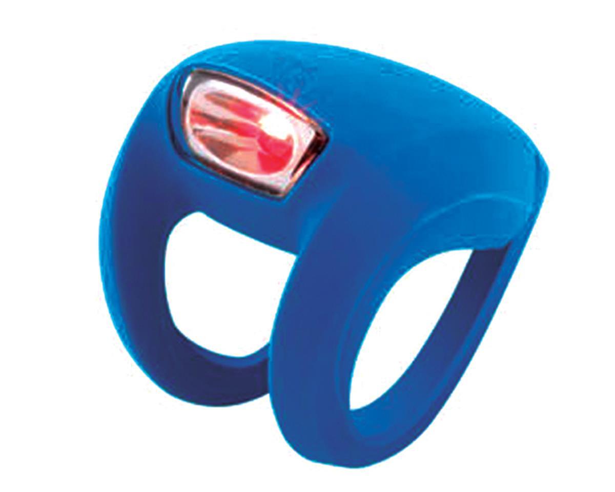 Knog Frog Strobe Bike Tail Light (Indigo)