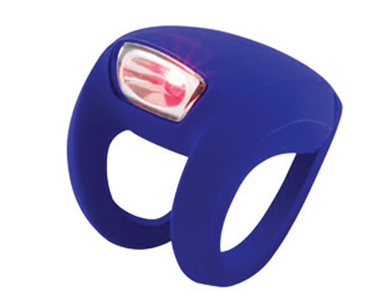 Knog Frog Strobe Bike Tail Light (Grape)