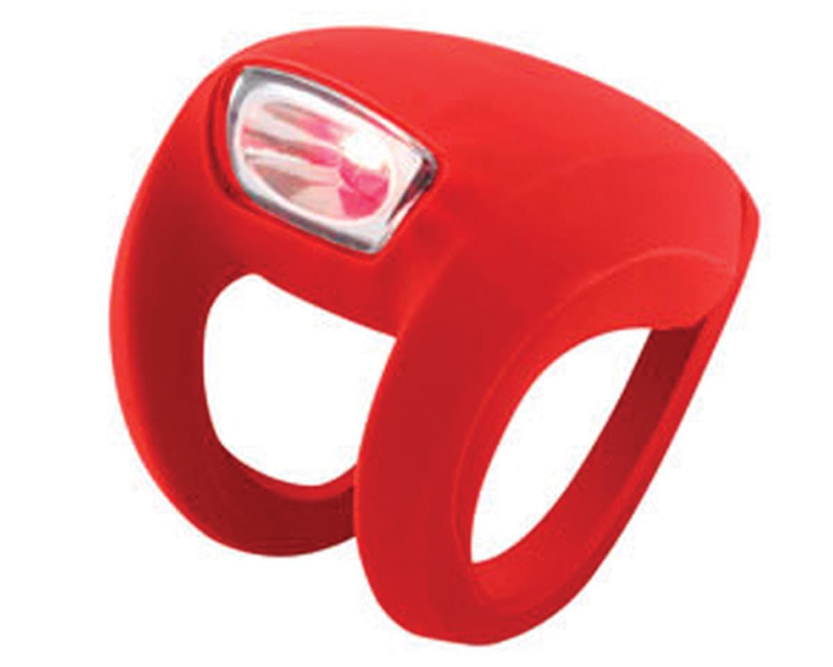 Knog Frog Strobe Bike Tail Light (Red)