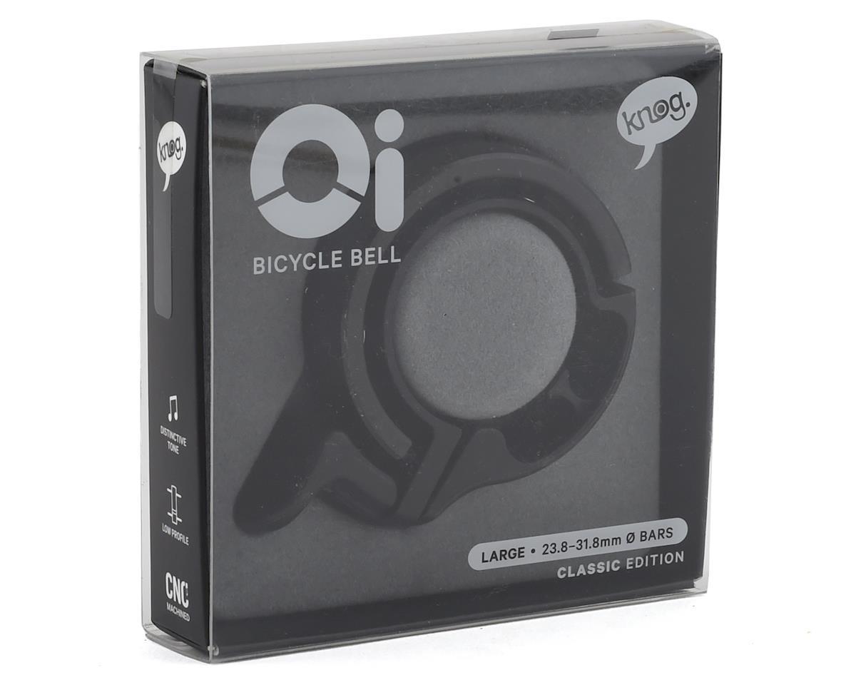 Knog Oi Bell (Black) (L)