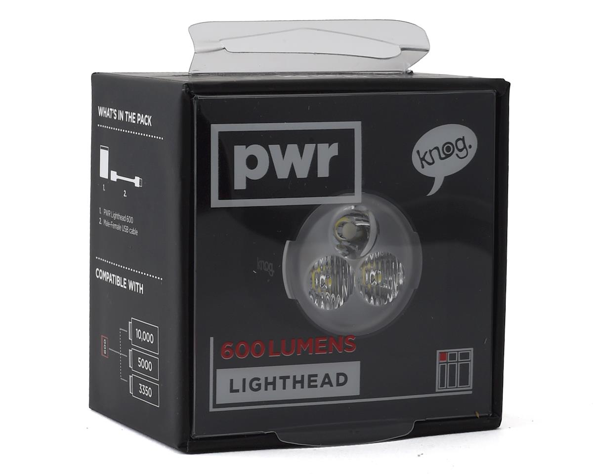 Knog PWR 600 Lumen Headlight (Black)