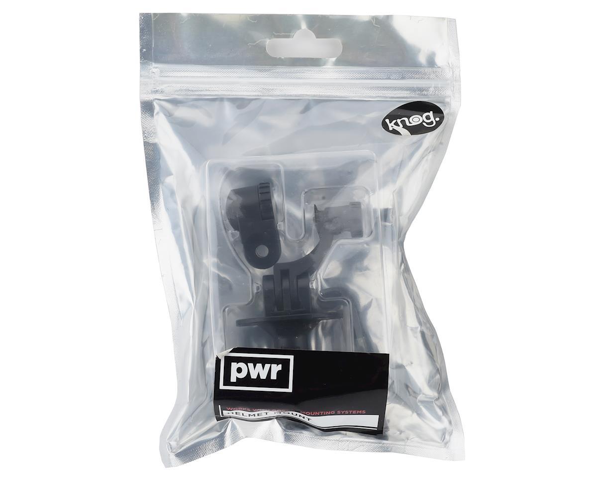 Knog PWR Helmet Mount (Black)
