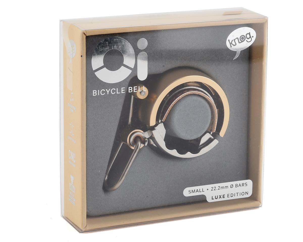 Knog Oi Bell Luxe (Small) (Brass)