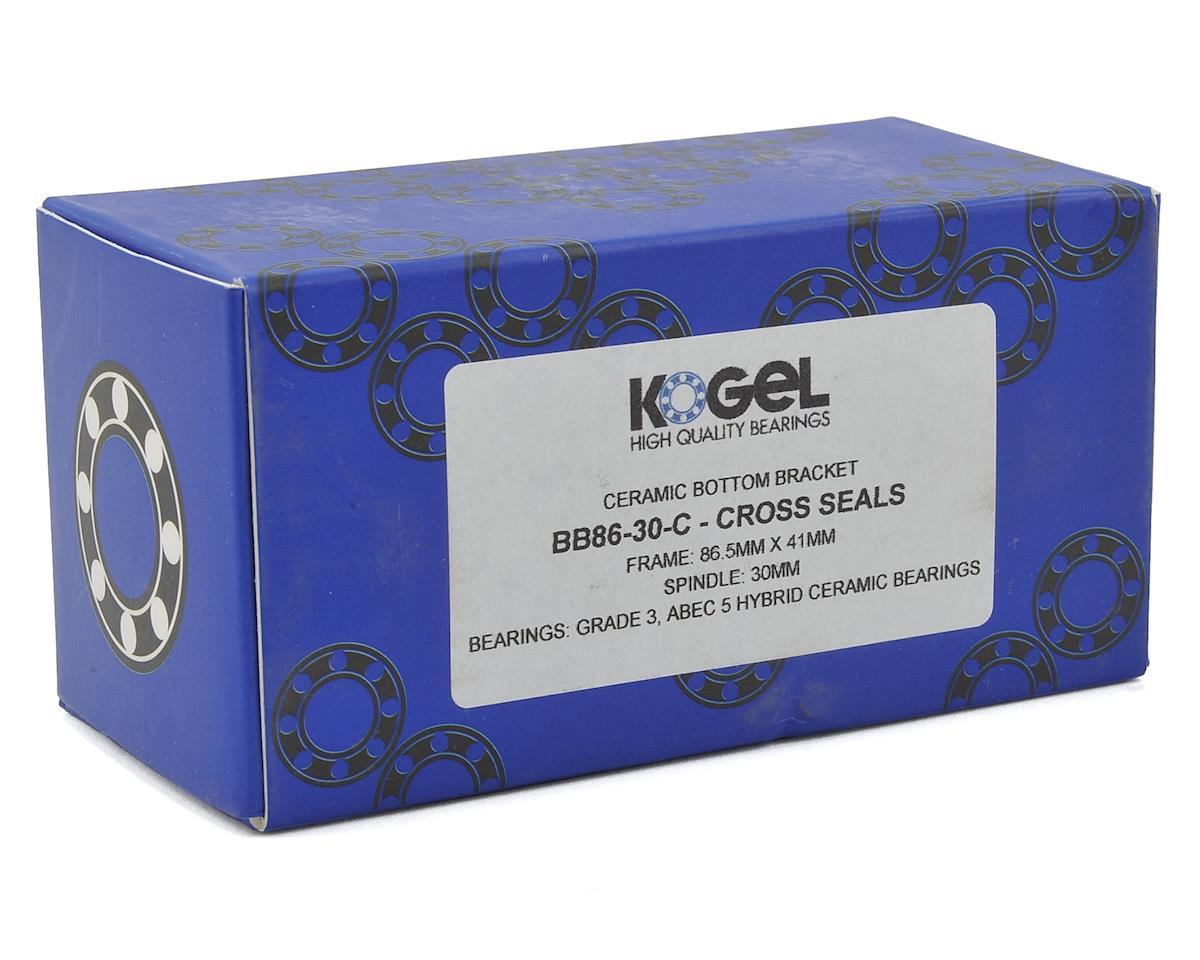 Kogel Bearings BB86/92 Bottom Brackets for 30mm Spindle (Cross Seals)