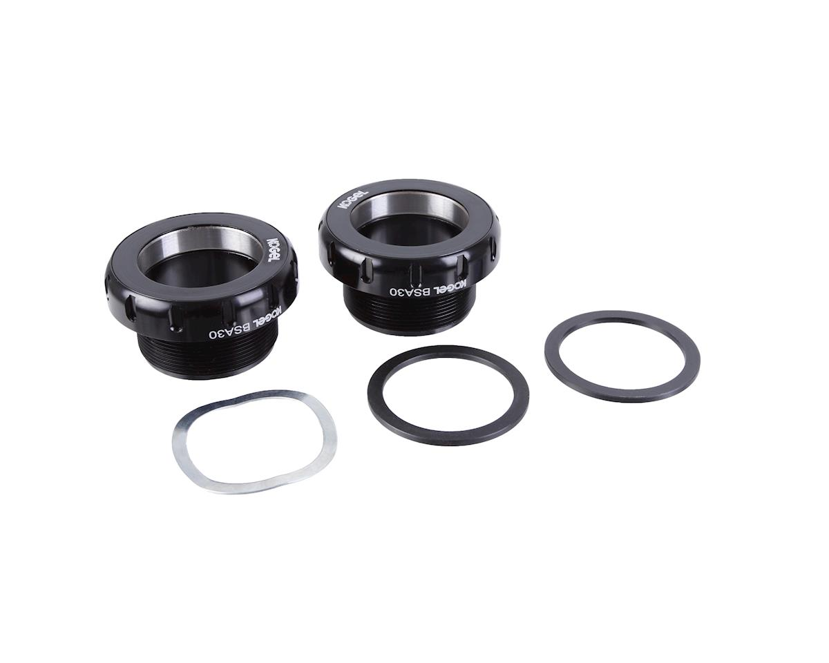 Kogel Bearings BSA30-386EVO (cross) bottom bracket - black