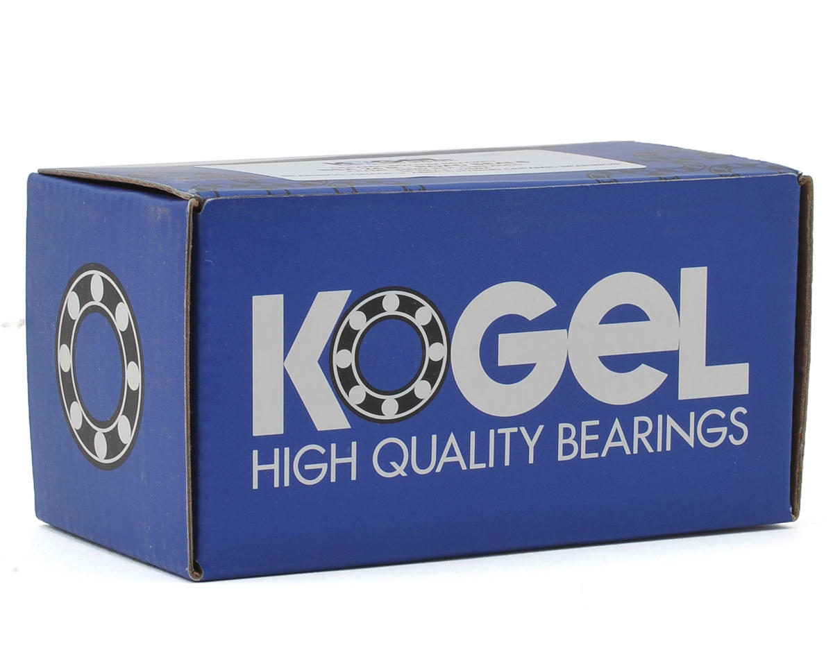 Kogel Bearings BSA-24 (Road) Ceramic Threaded Bottom Bracket (Black)