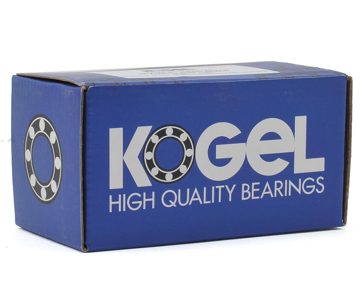 Kogel Bearings BB86-24 (road) alloy bottom bracket - black