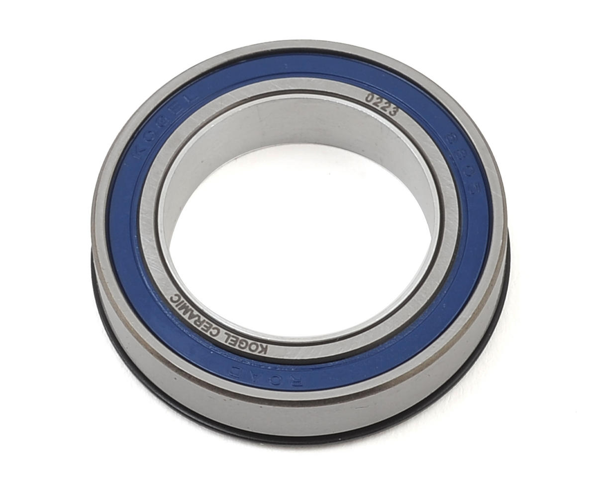 Kogel Bearings Ceramic Hybrid Bearing (Road) (25x37x7) (Single)