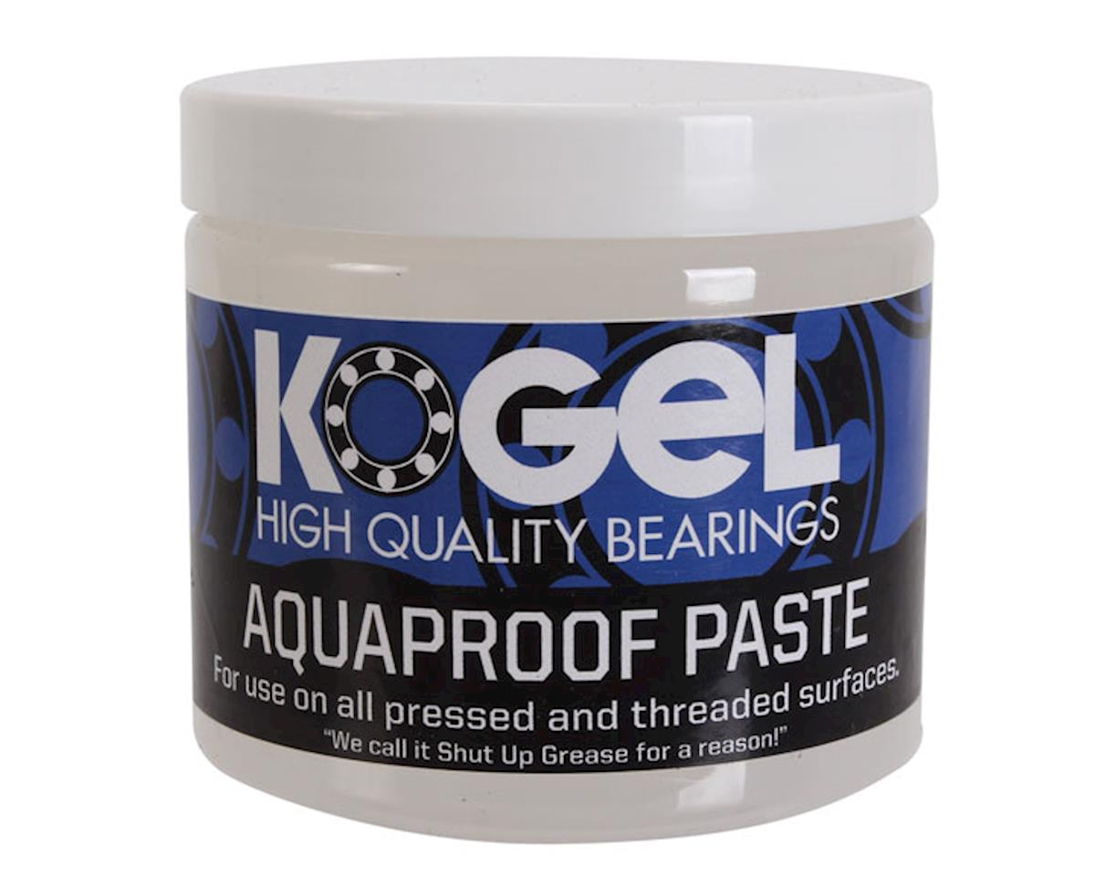 Kogel Bearings aqua proof instalation grease