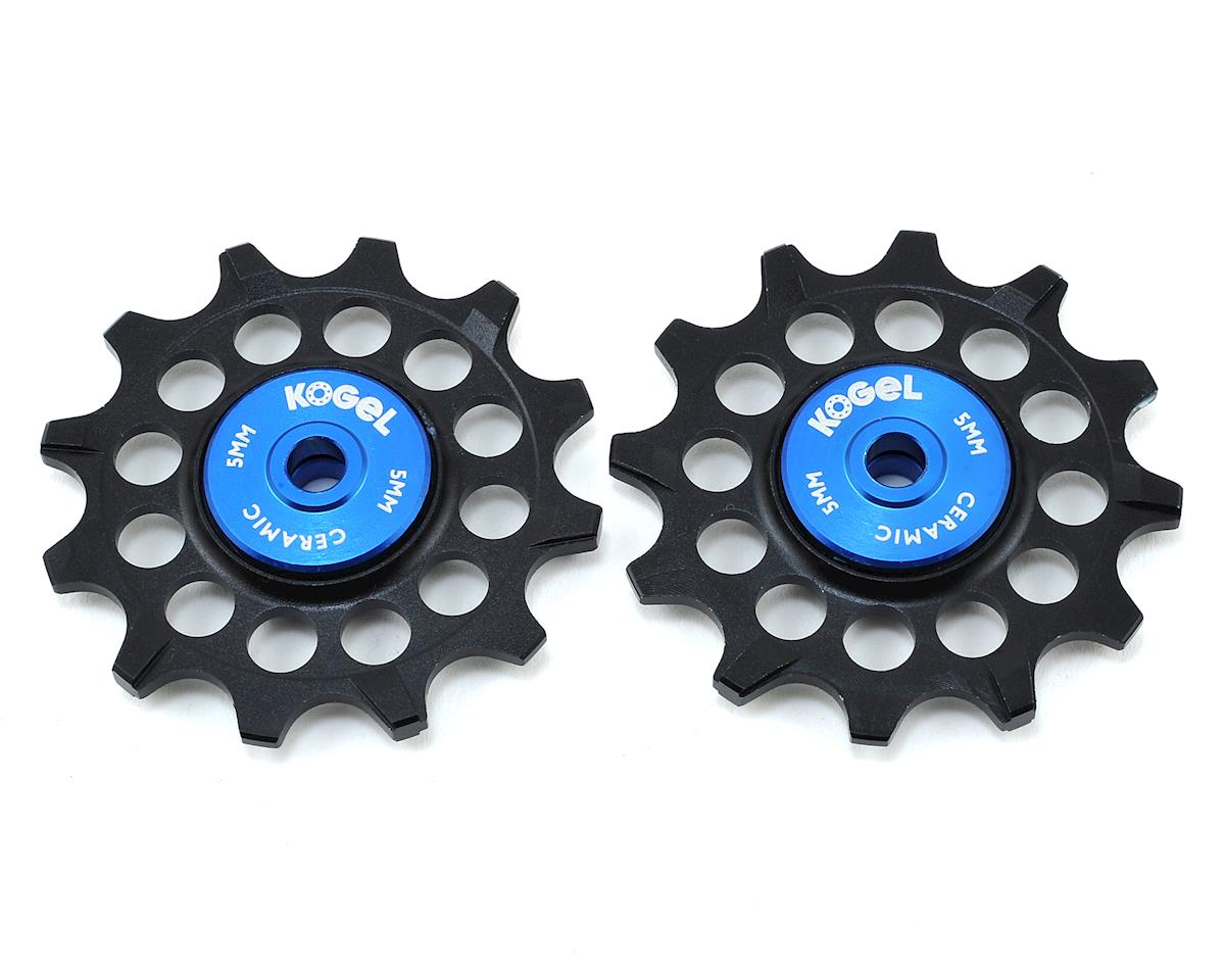Kogel Bearings 12 Tooth Narrow Wide Pulleys for Shimano