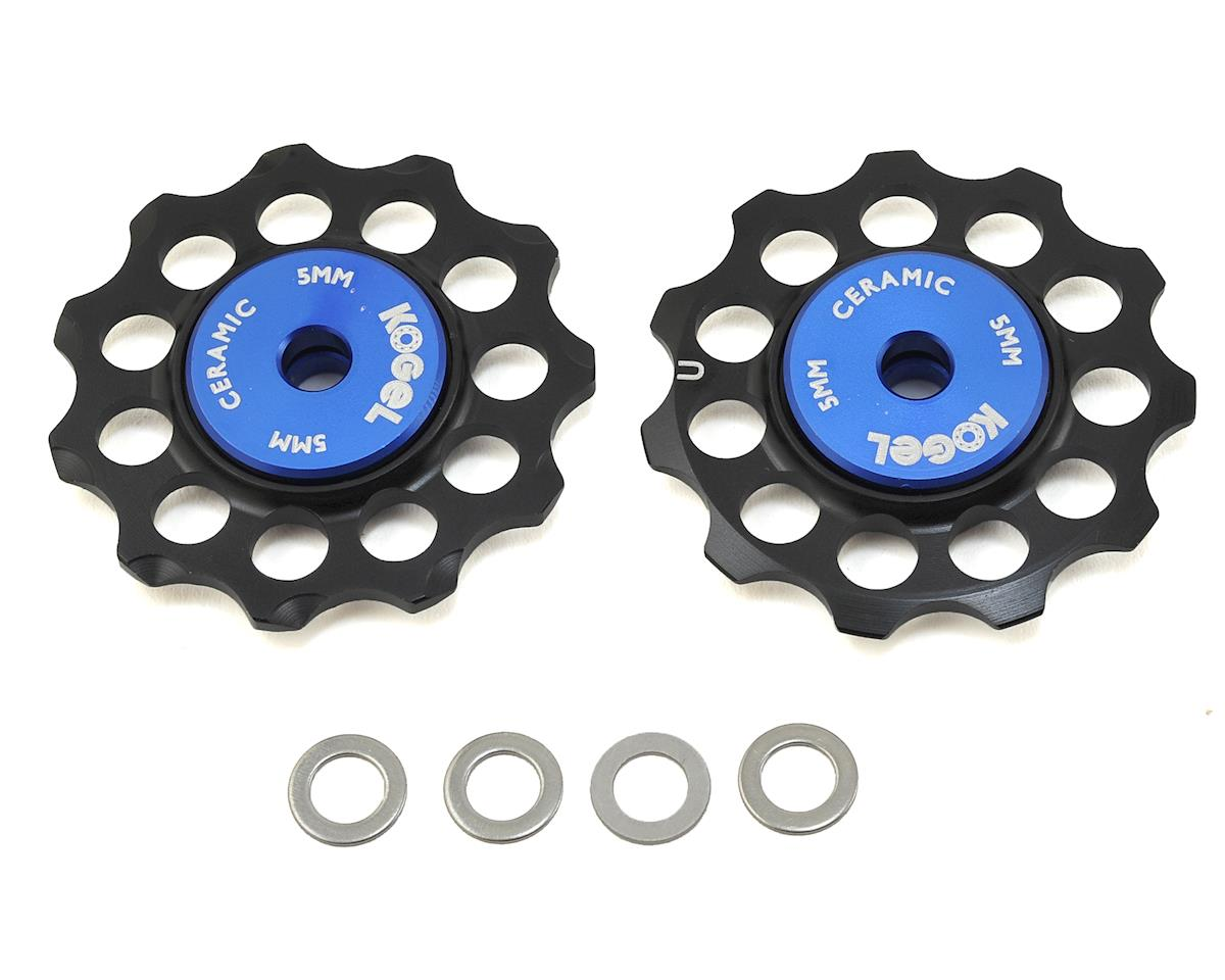 Kogel Bearings Hybrid Ceramic Bearing Pulleys (10/11 Speed) (Cross Seals)