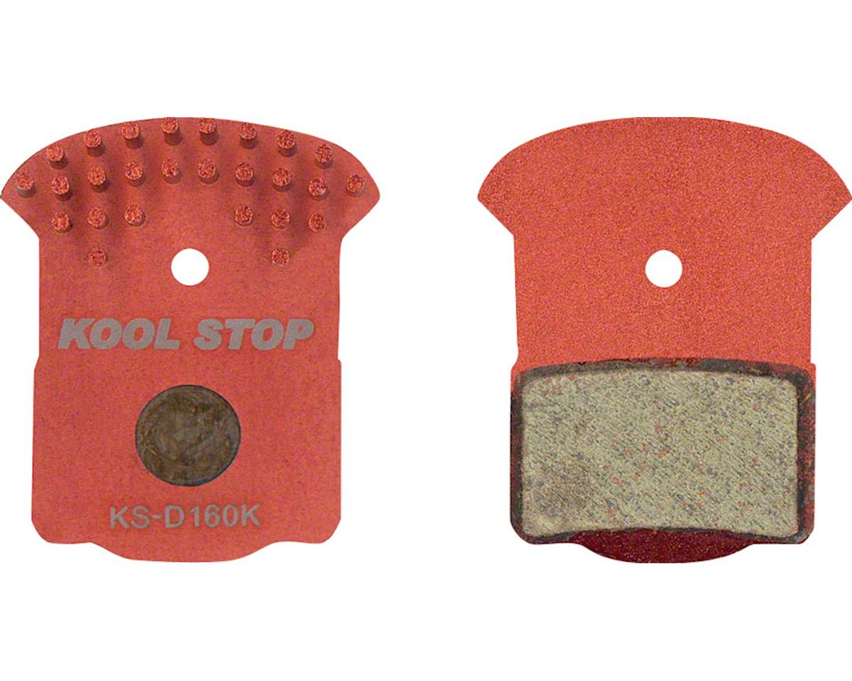 Kool-Stop Aero-Kool Disc Brake Pad: Fits Magura MT2, MT4, MT6, MT8