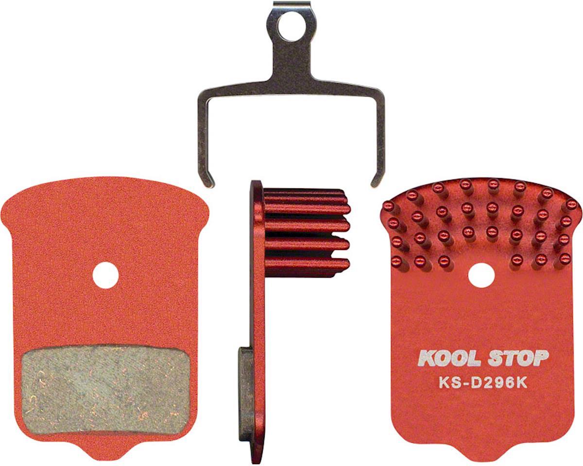 Kool Stop Kool-Stop Aero-Kool Disc Brake Pad: Fits Avid Elixir