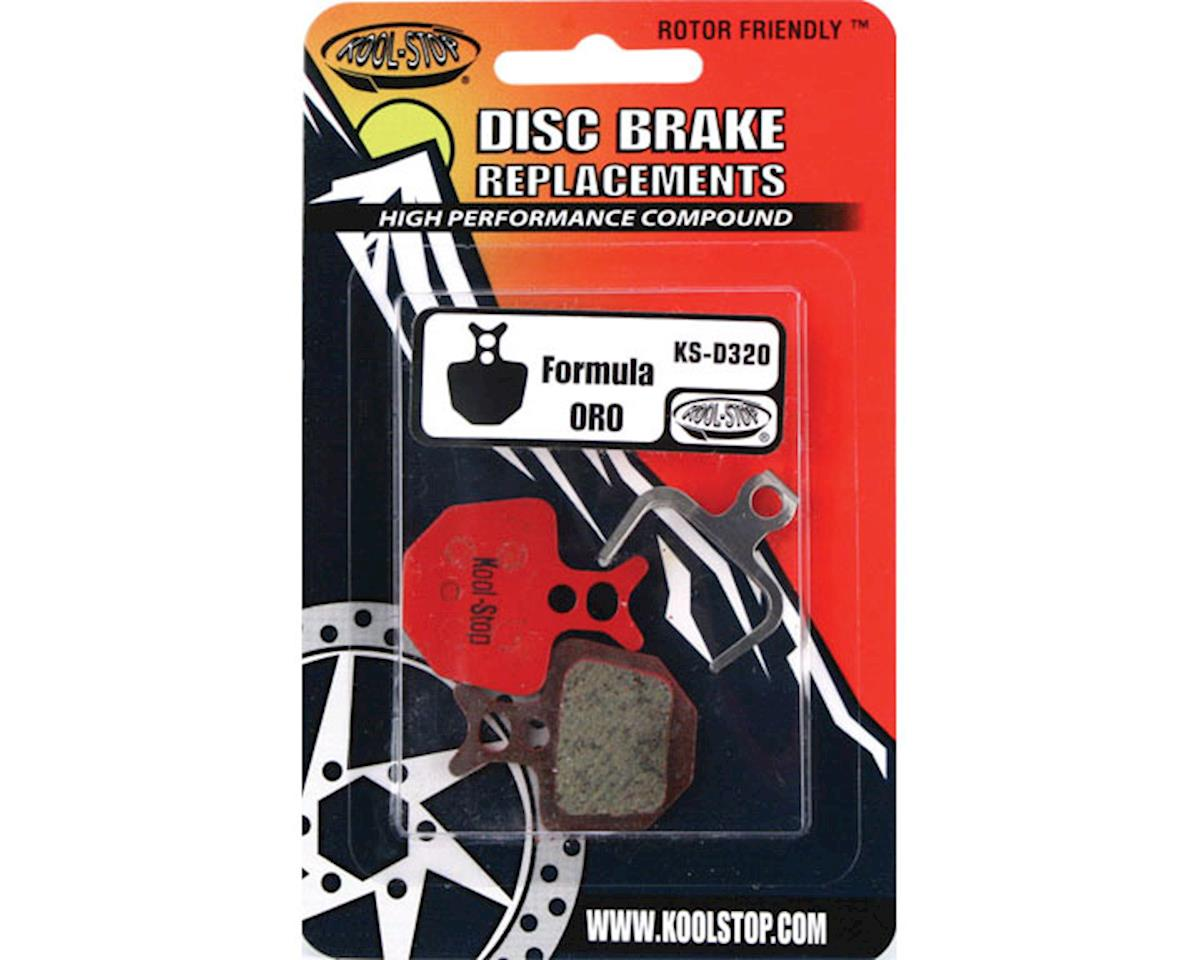 Brake Shoes K/S Disc Form Oro