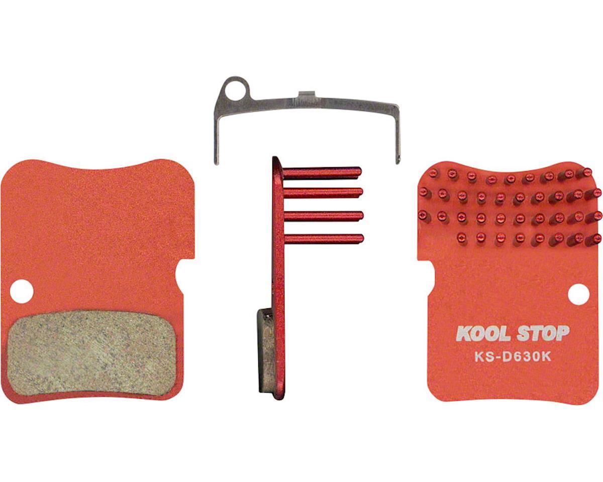 Kool-Stop Aero-Kool Disc Brake Pad: Fits XTR975, XT775