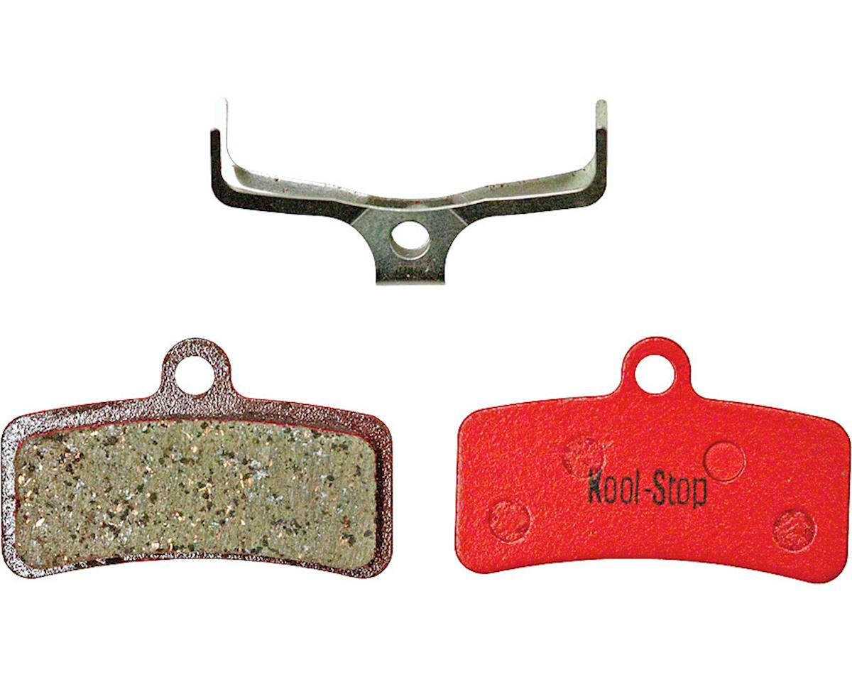 Kool Stop Disc Brake Pad for Shimano Saint M810, Zee M640, TRP Quadiem, Slate 4