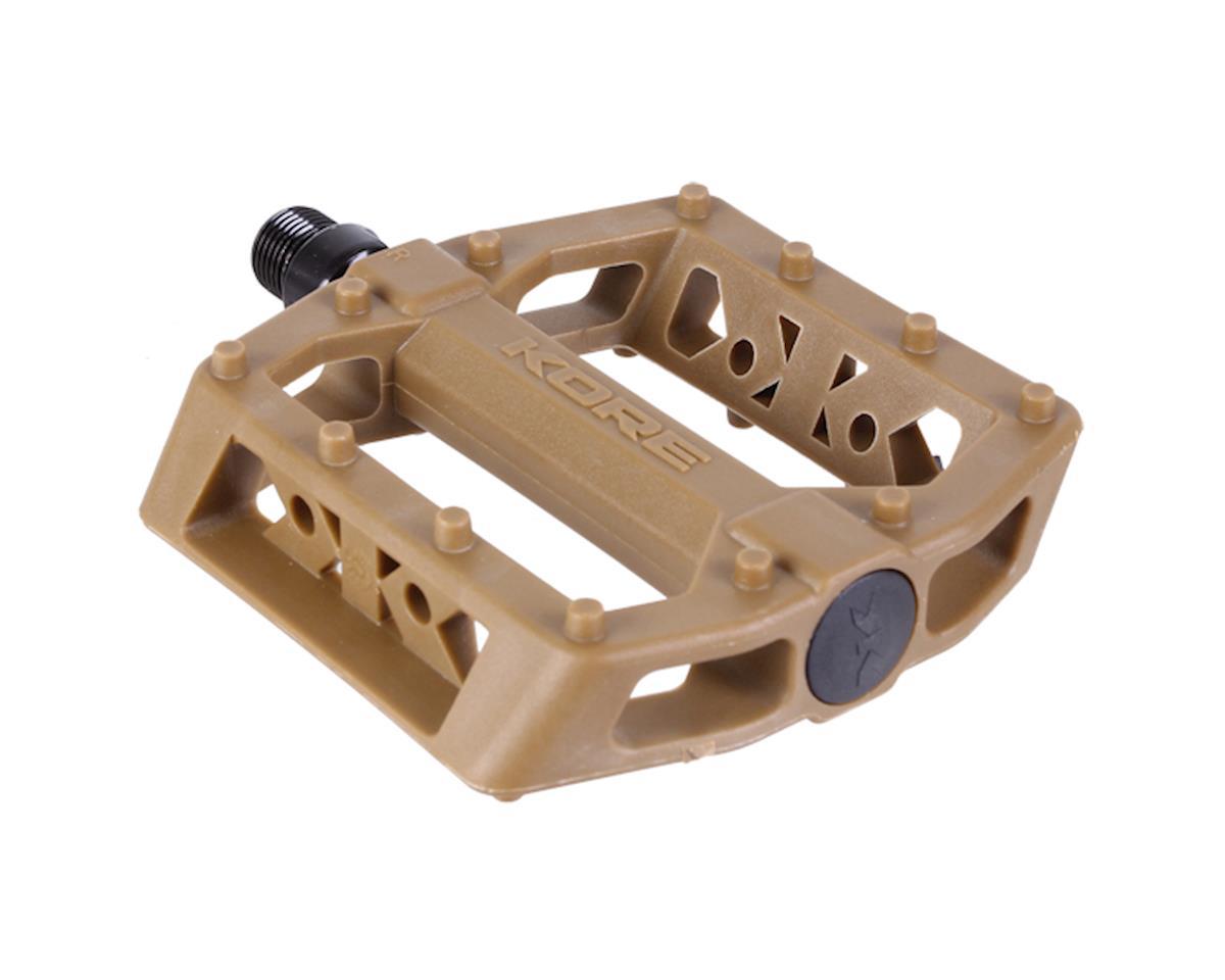 Rivera Thermo platform pedals, gum