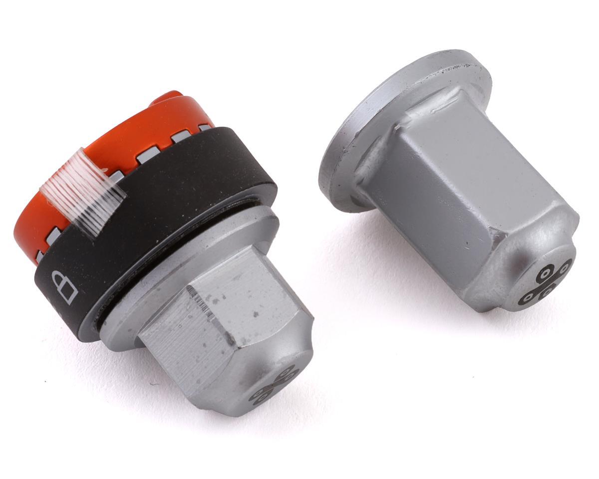 Kryptonite Security Wheelnutz Solid Axle Locking Nuts (M9)