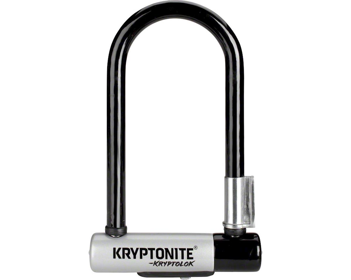 "Kryptonite KryptoLok Mini-7 U-Lock (3.25 x 7"")"