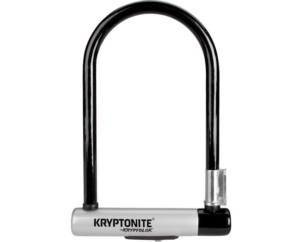 "Kryptonite KryptoLok ATB U-Lock w/ Bracket (5 x 9"")"