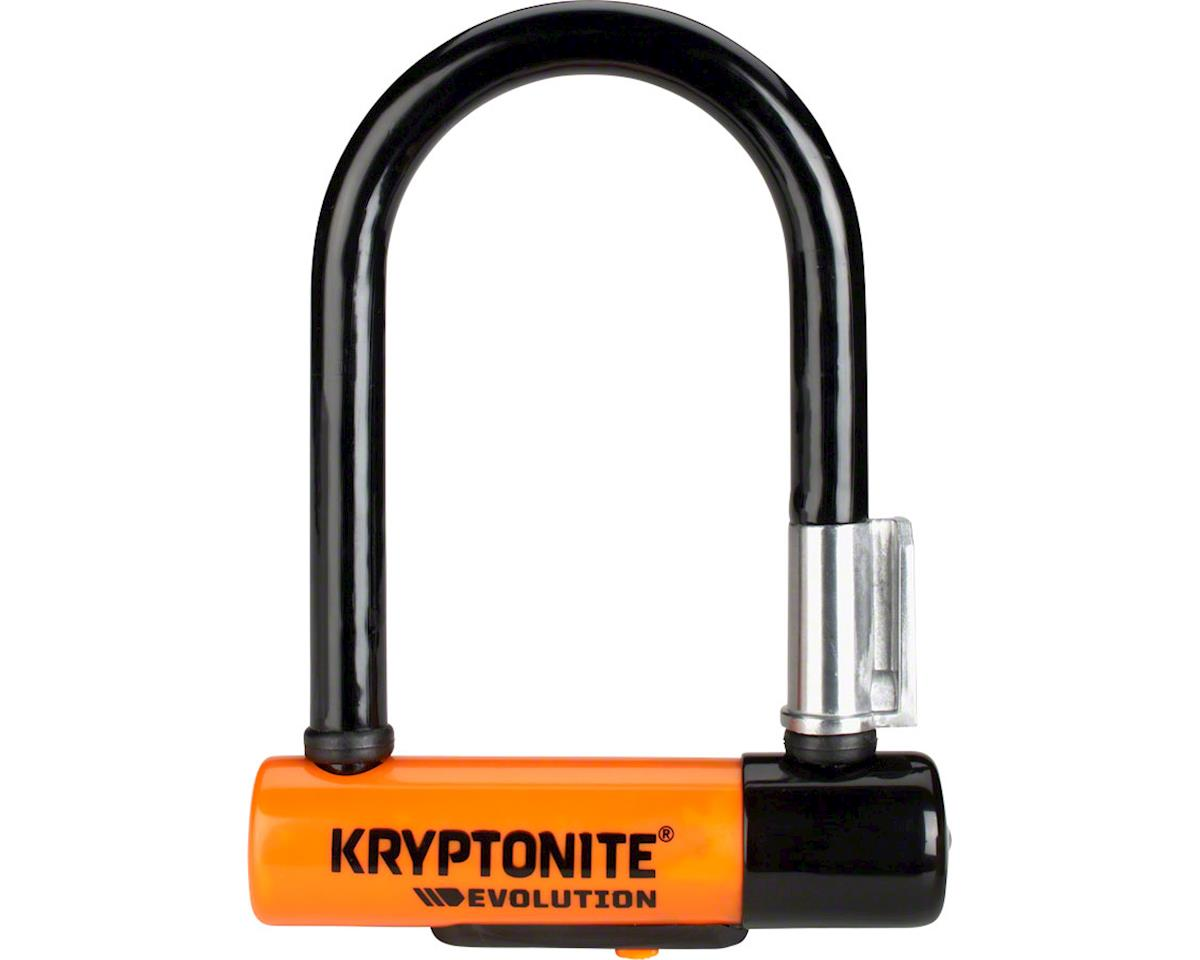 "Kryptonite Evolution Mini-5 STD U-Lock (3.25 x 5.5"")"