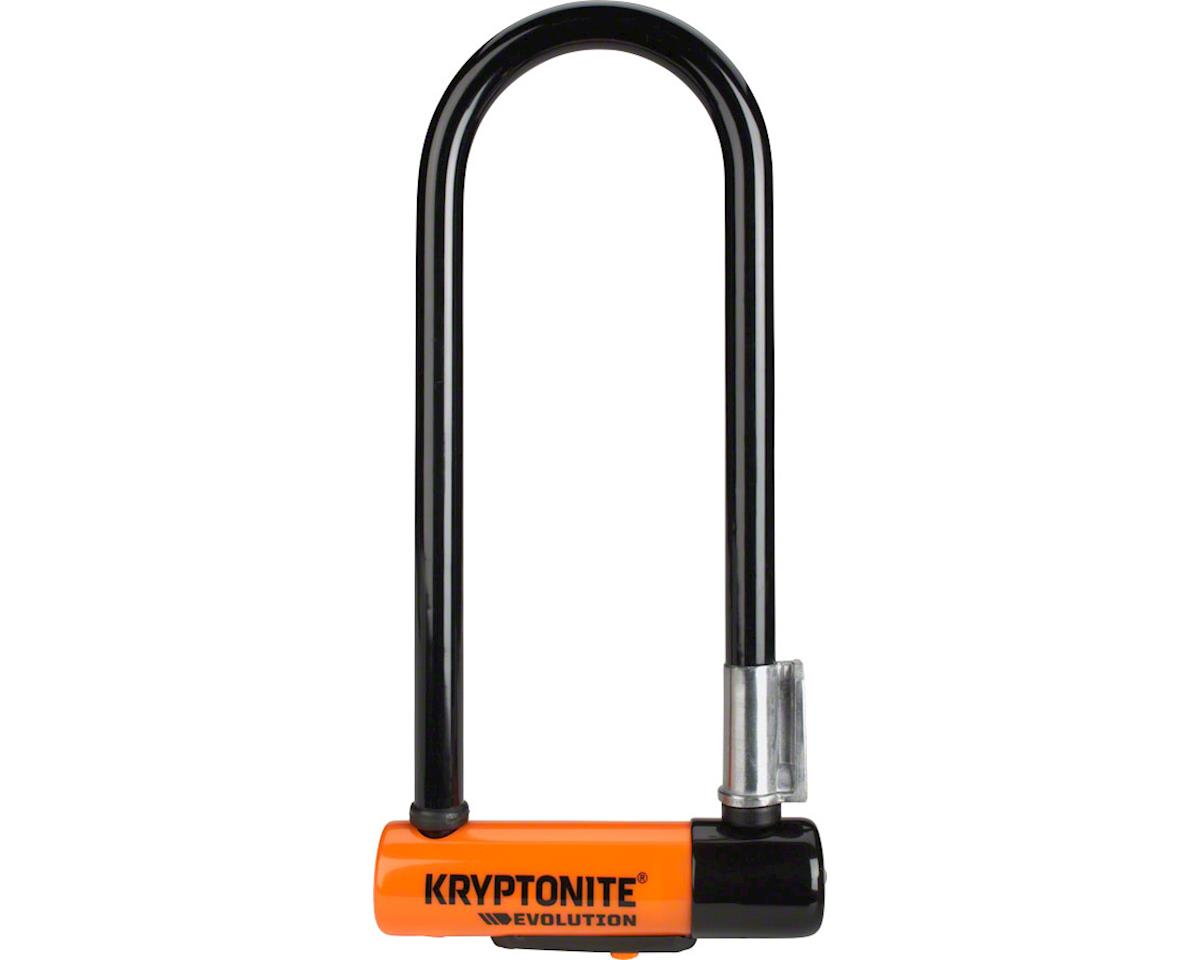 Kryptonite Evolution Mini-9 LS U-Lock: 3 x 9.5""