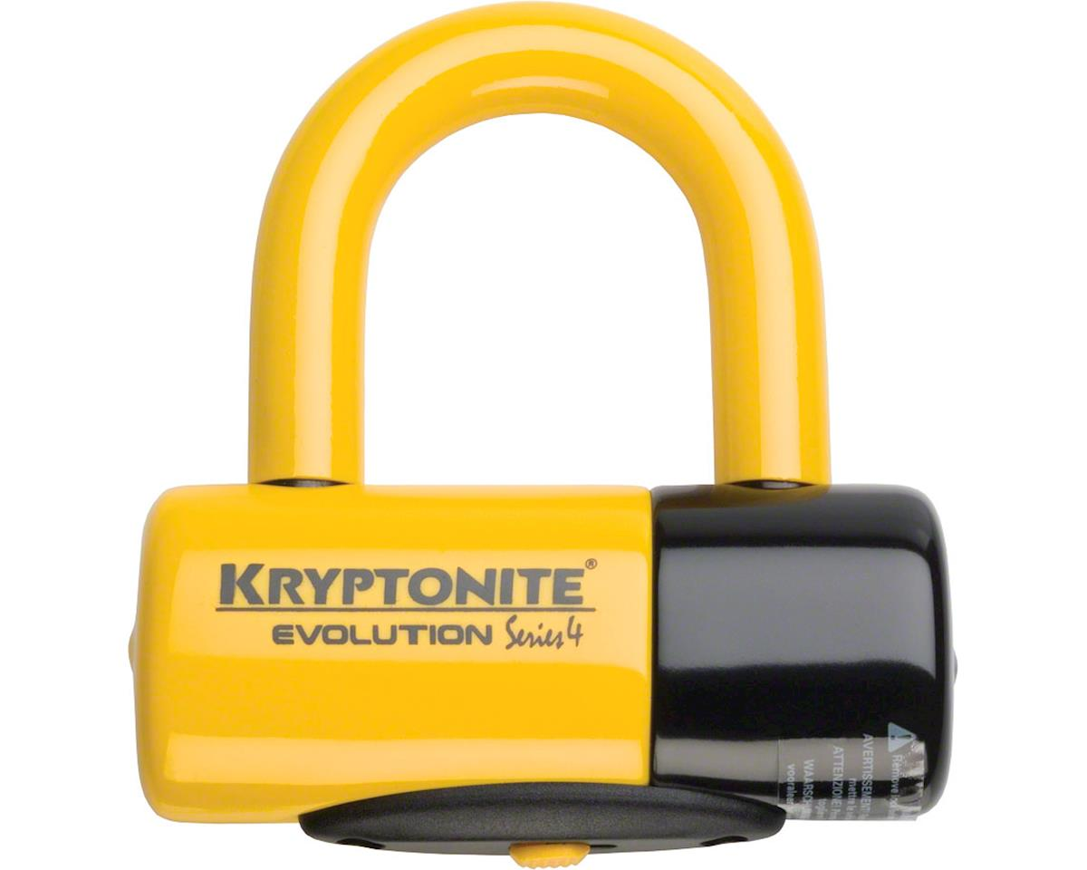 Kryptonite Evolution Disc U-Lock: 1.8 x 2.1""