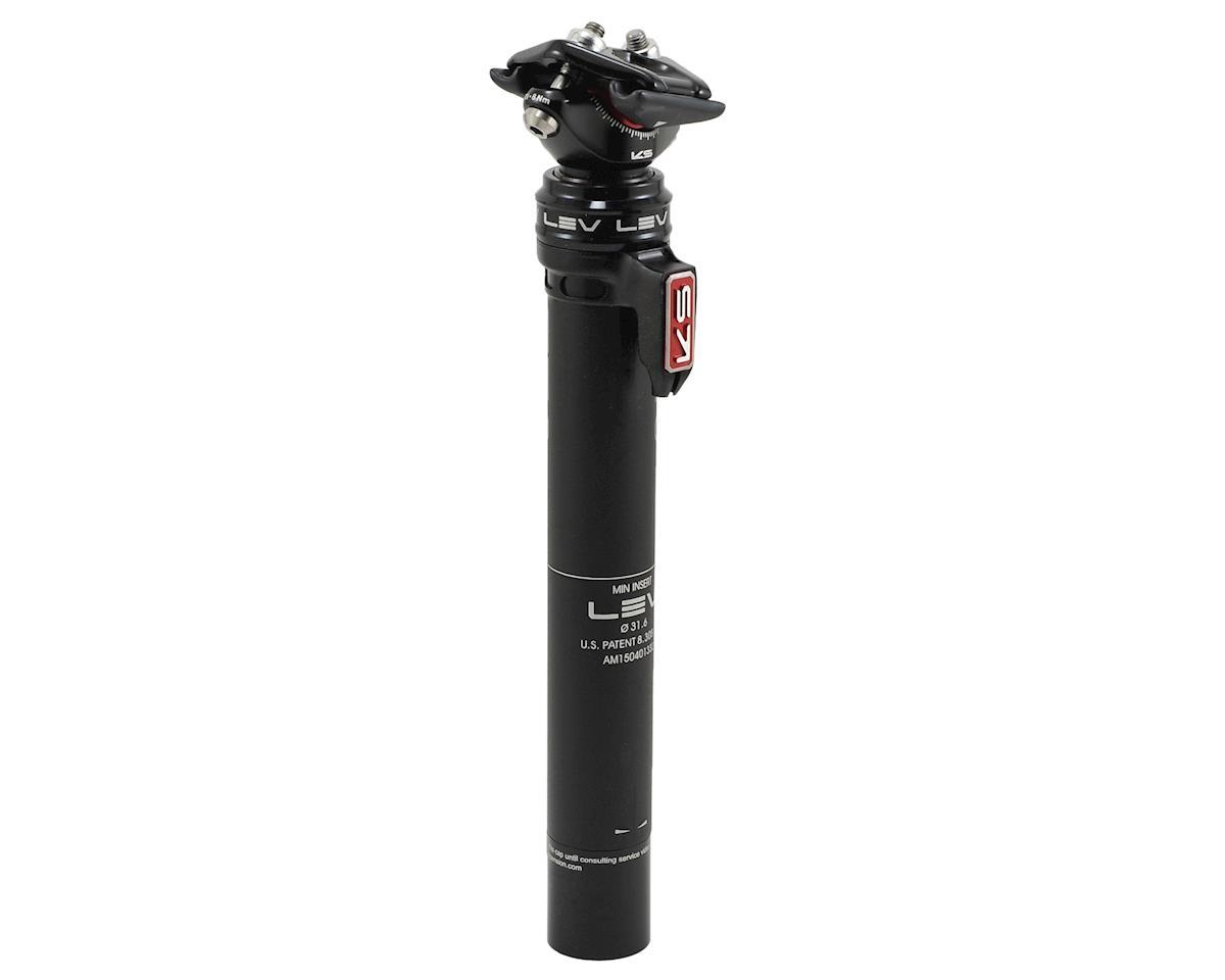 KS Lev Dropper Post 385mm (31.6) (125mm Travel)