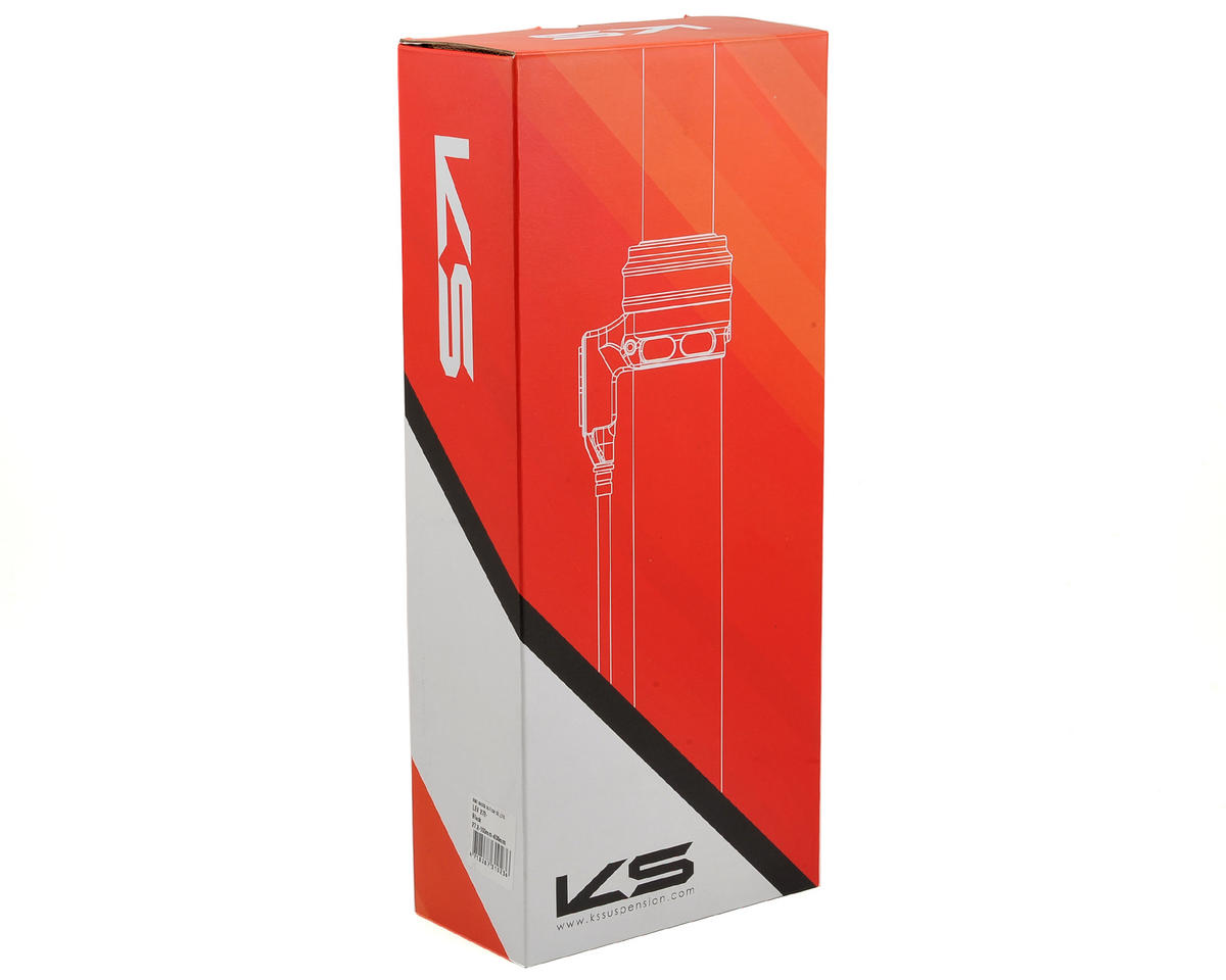 KS Lev Adjustable Height Post 385mm (27.2) (100mm Travel)
