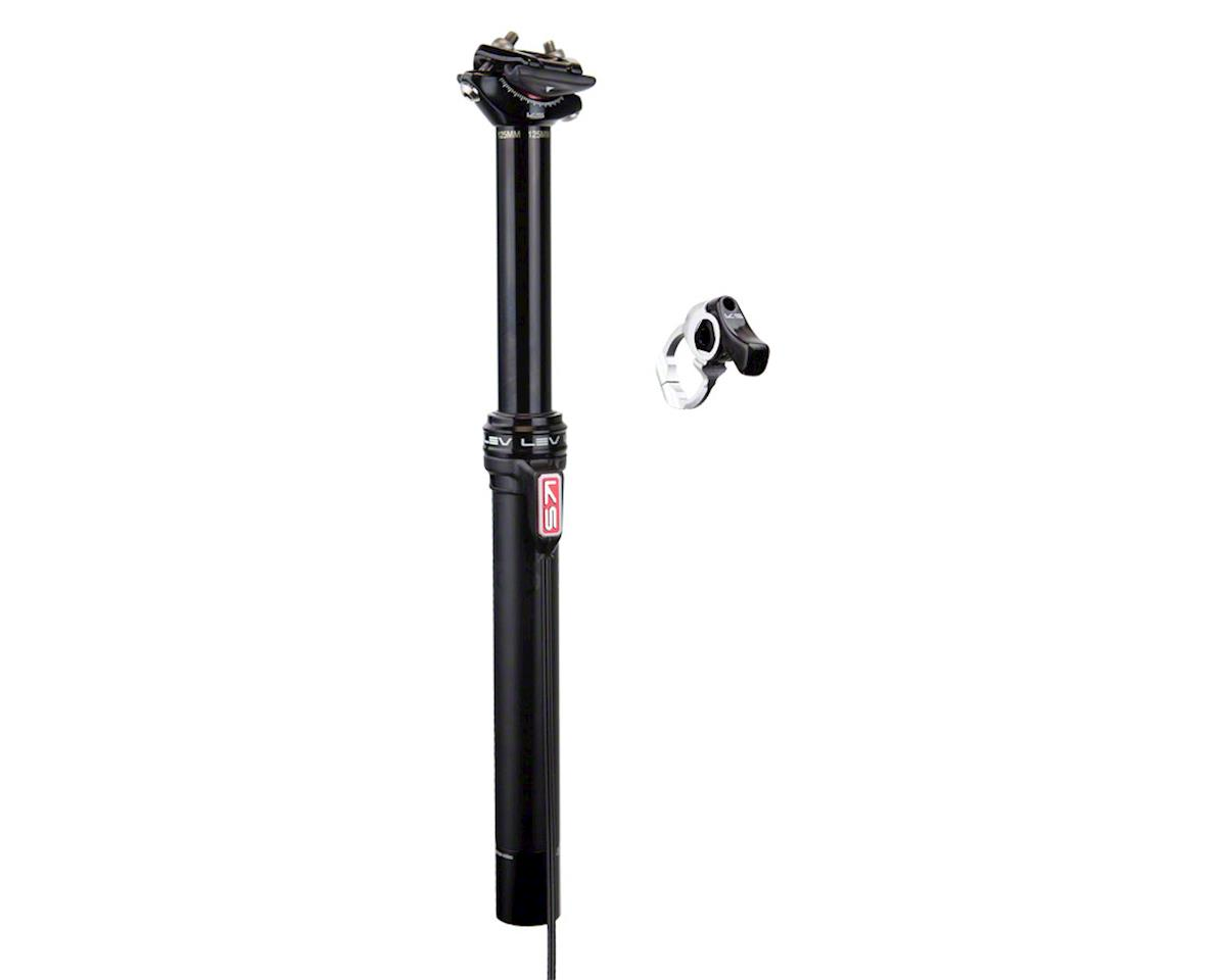 KS LEV Dropper Seatpost (Black) (100mm Travel) (30.9 x 335mm)