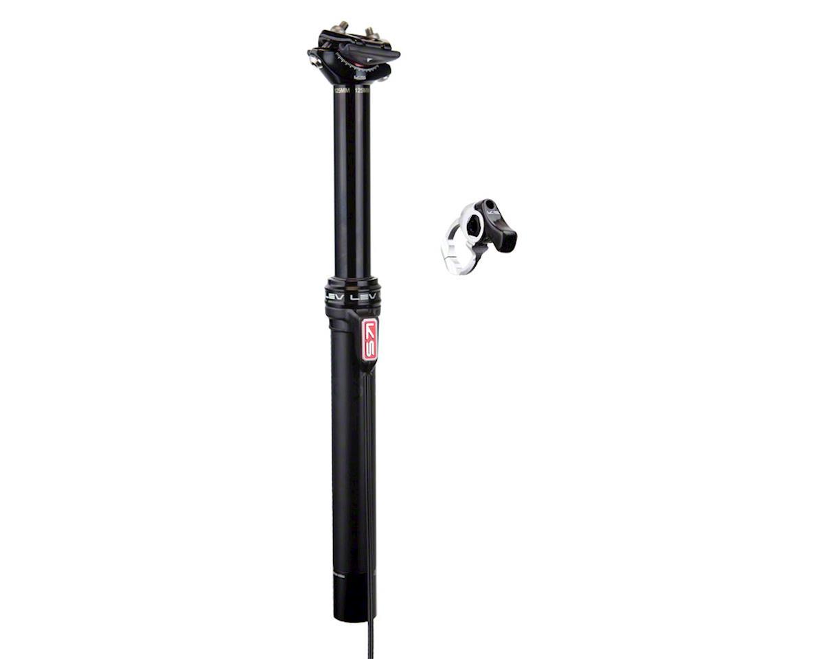 KS LEV Dropper Seatpost (Black) (125mm Travel) (31.6 x 385mm)