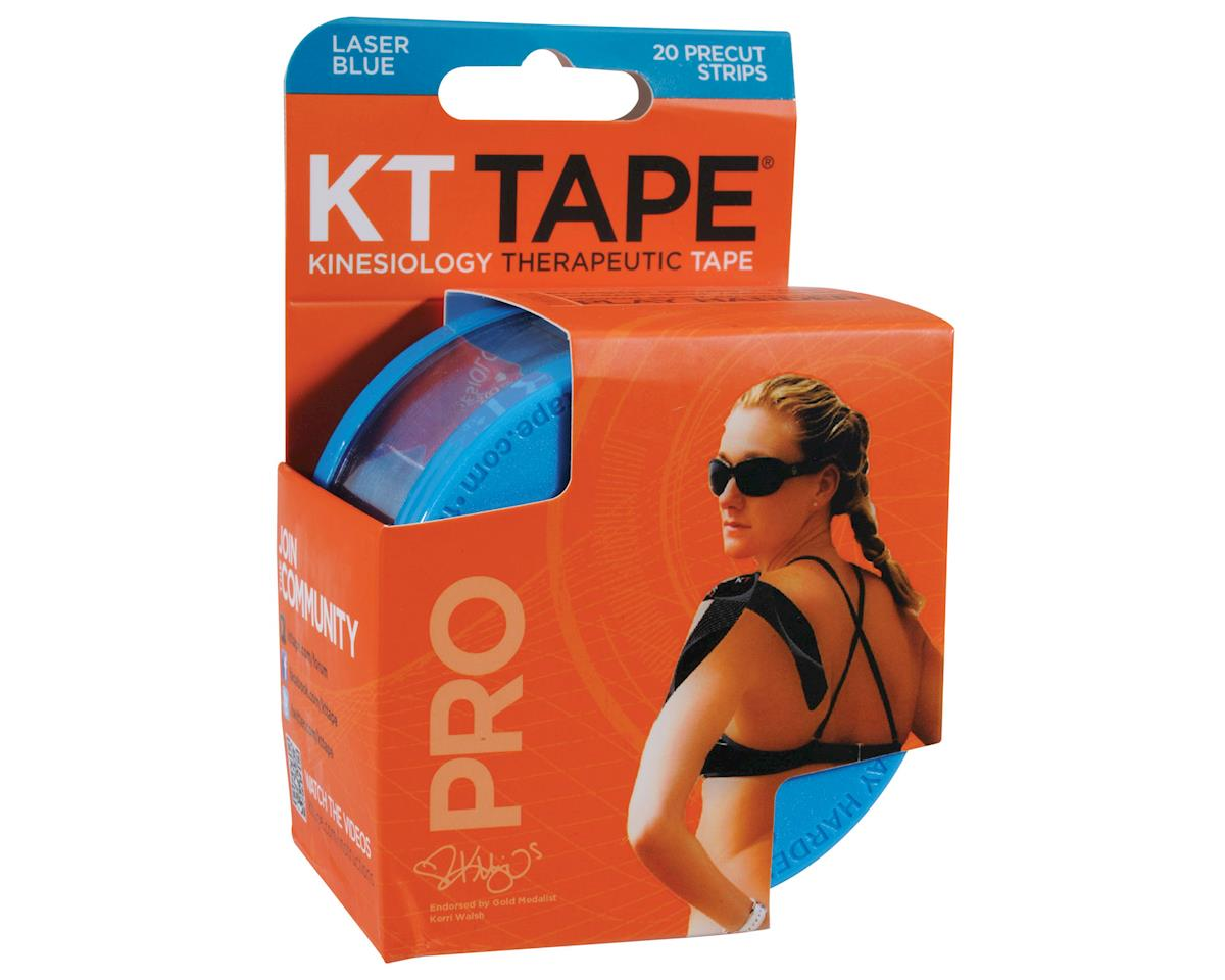Pro Kinesiology Therapeutic Body Tape: Roll of 20 Strips, Laser Blue