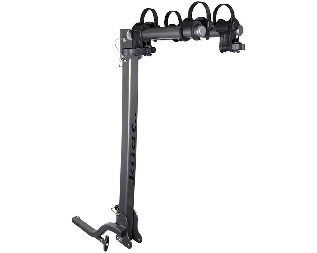 "Kuat Beta 2-Bike Hitch Rack (Gun Metal Grey) (1-1/4"")"